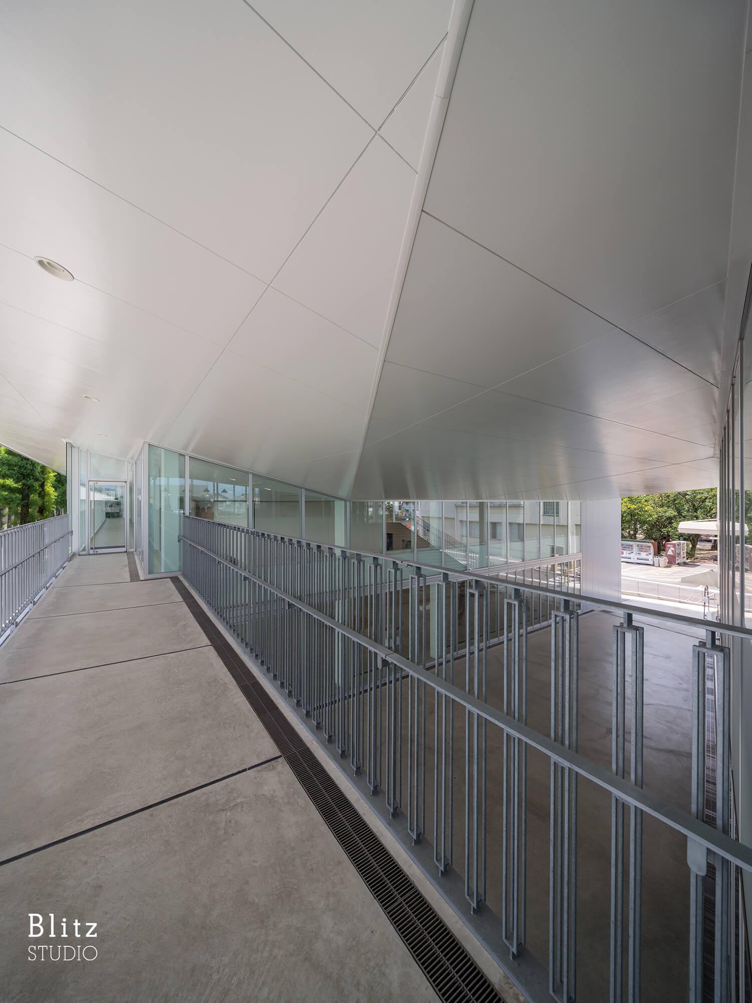 『佐賀大学 美術館』建築写真・竣工写真・インテリア写真11