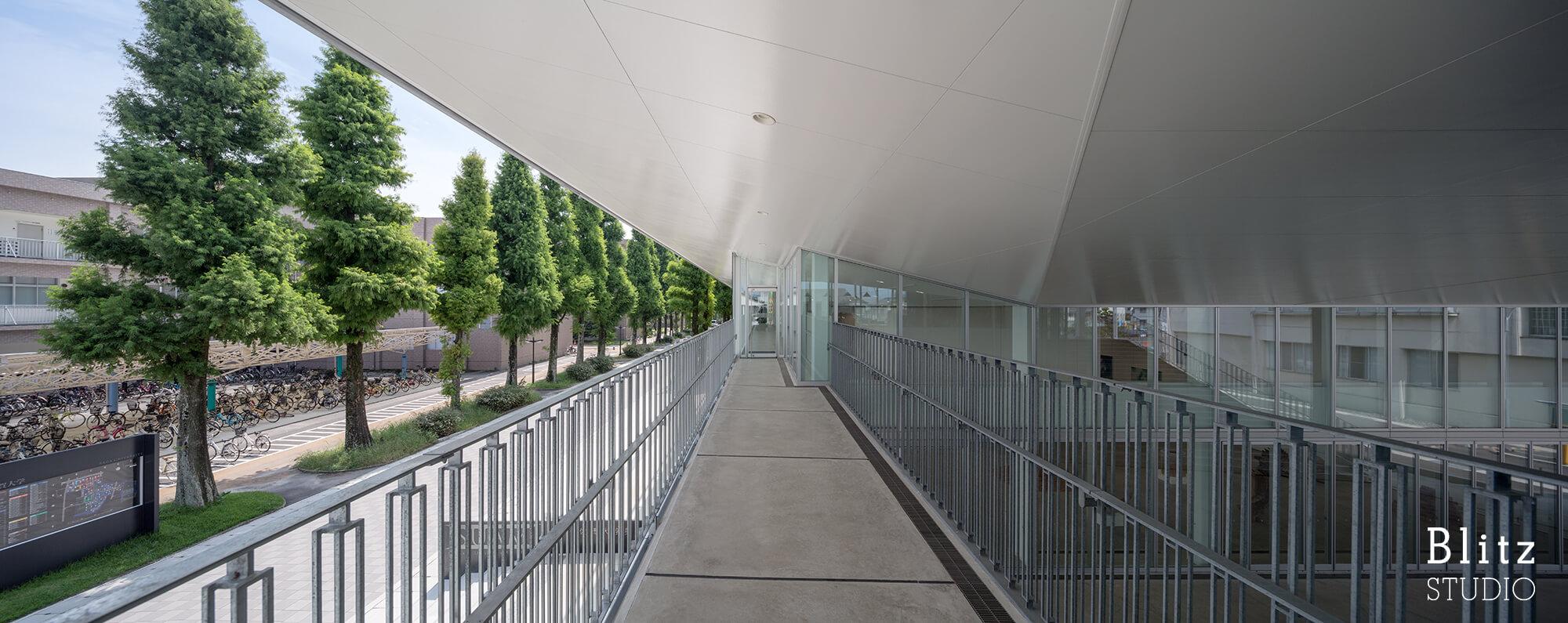 『佐賀大学 美術館』建築写真・竣工写真・インテリア写真12