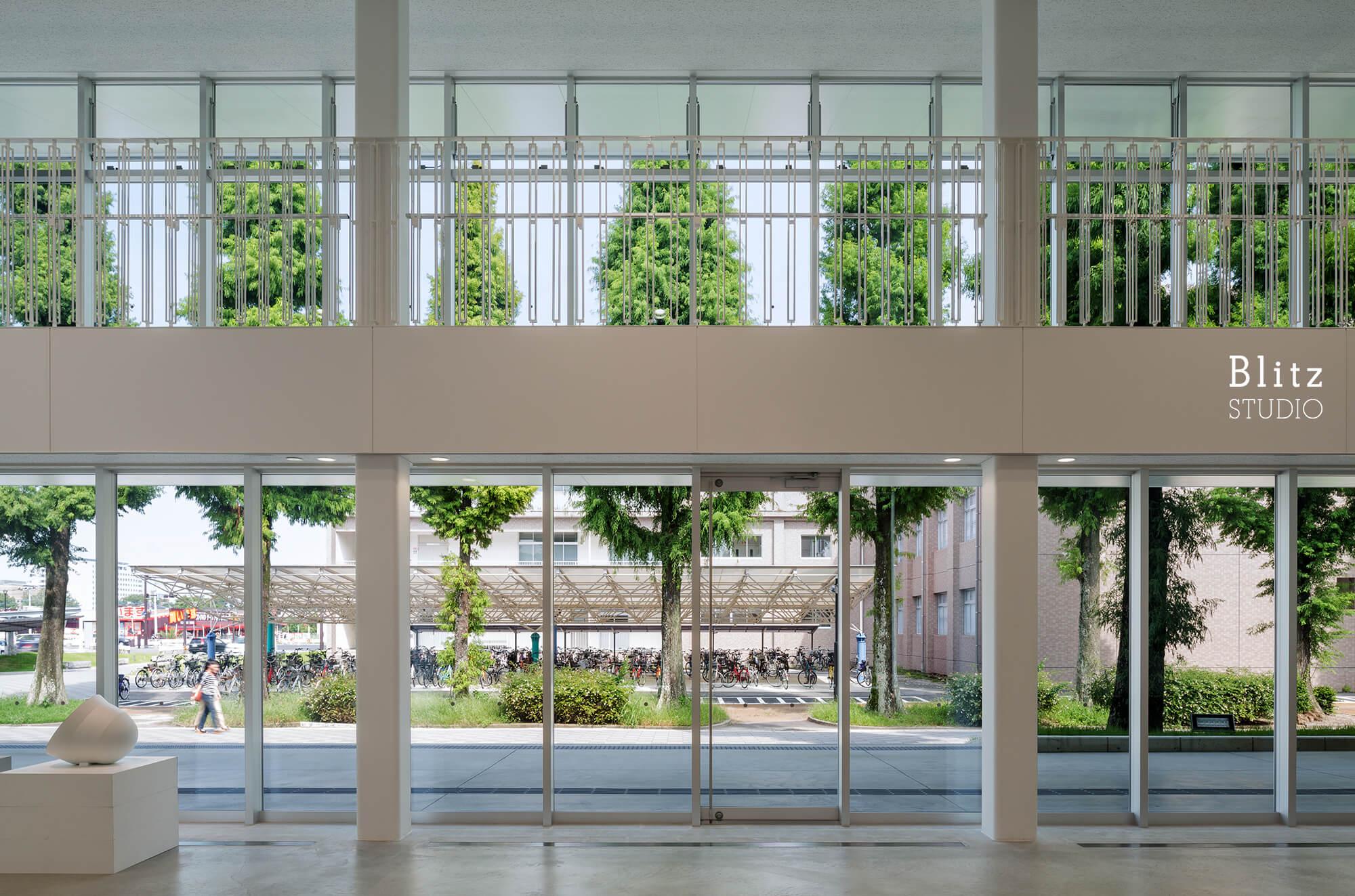『佐賀大学 美術館』建築写真・竣工写真・インテリア写真13