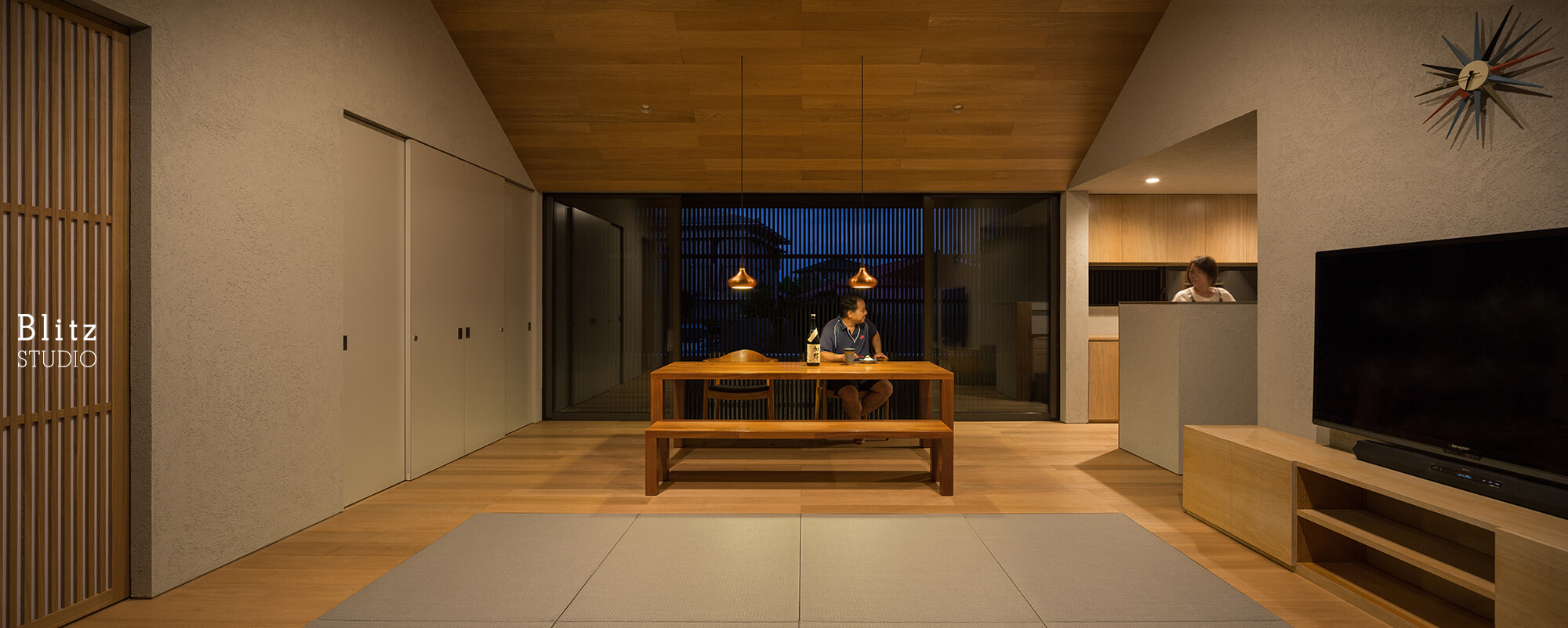 『青庵』建築写真・竣工写真・インテリア写真12