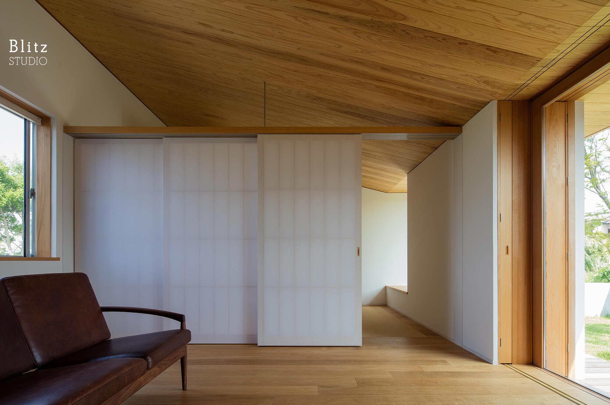 『筑後の家』建築写真・竣工写真・インテリア写真15