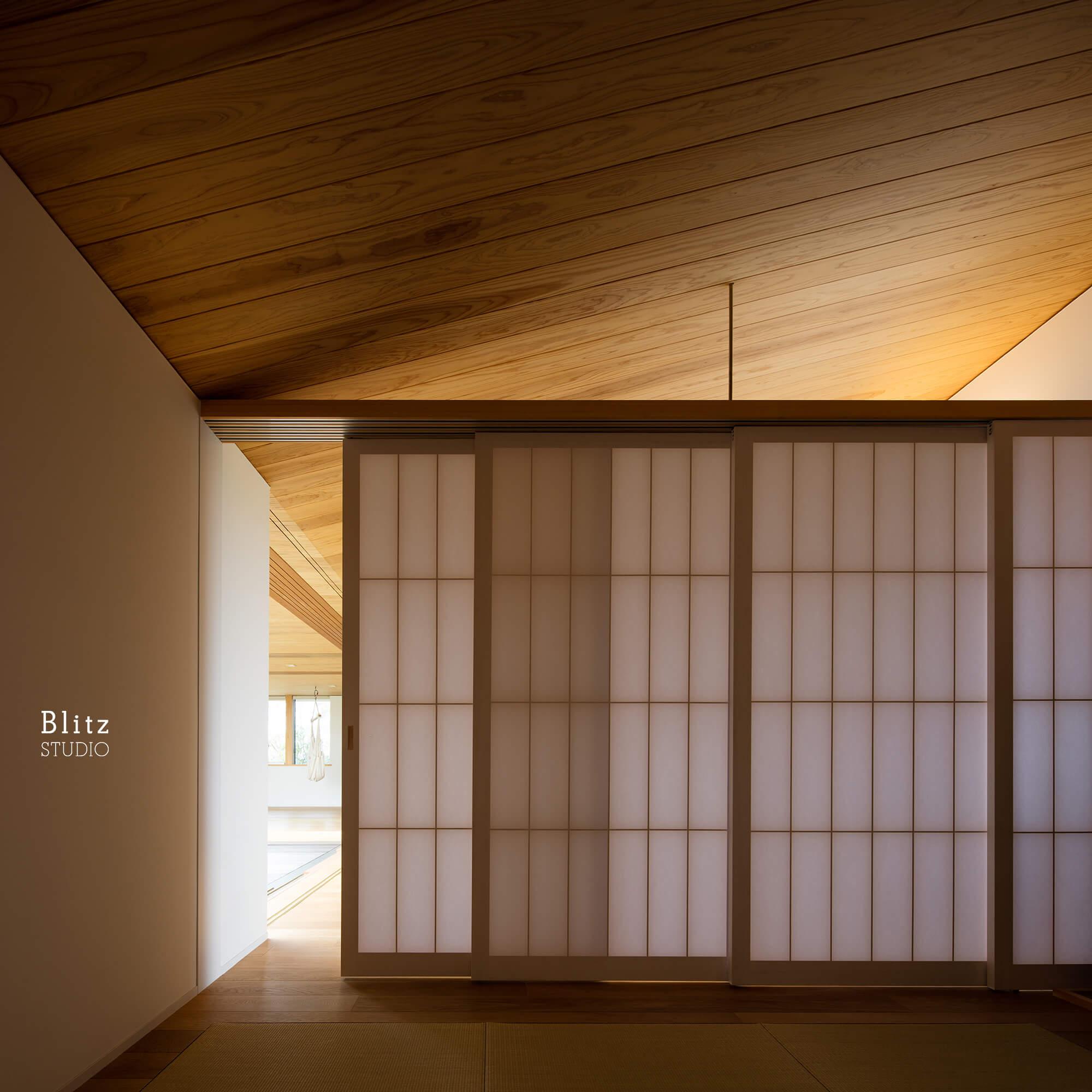 『筑後の家』建築写真・竣工写真・インテリア写真16