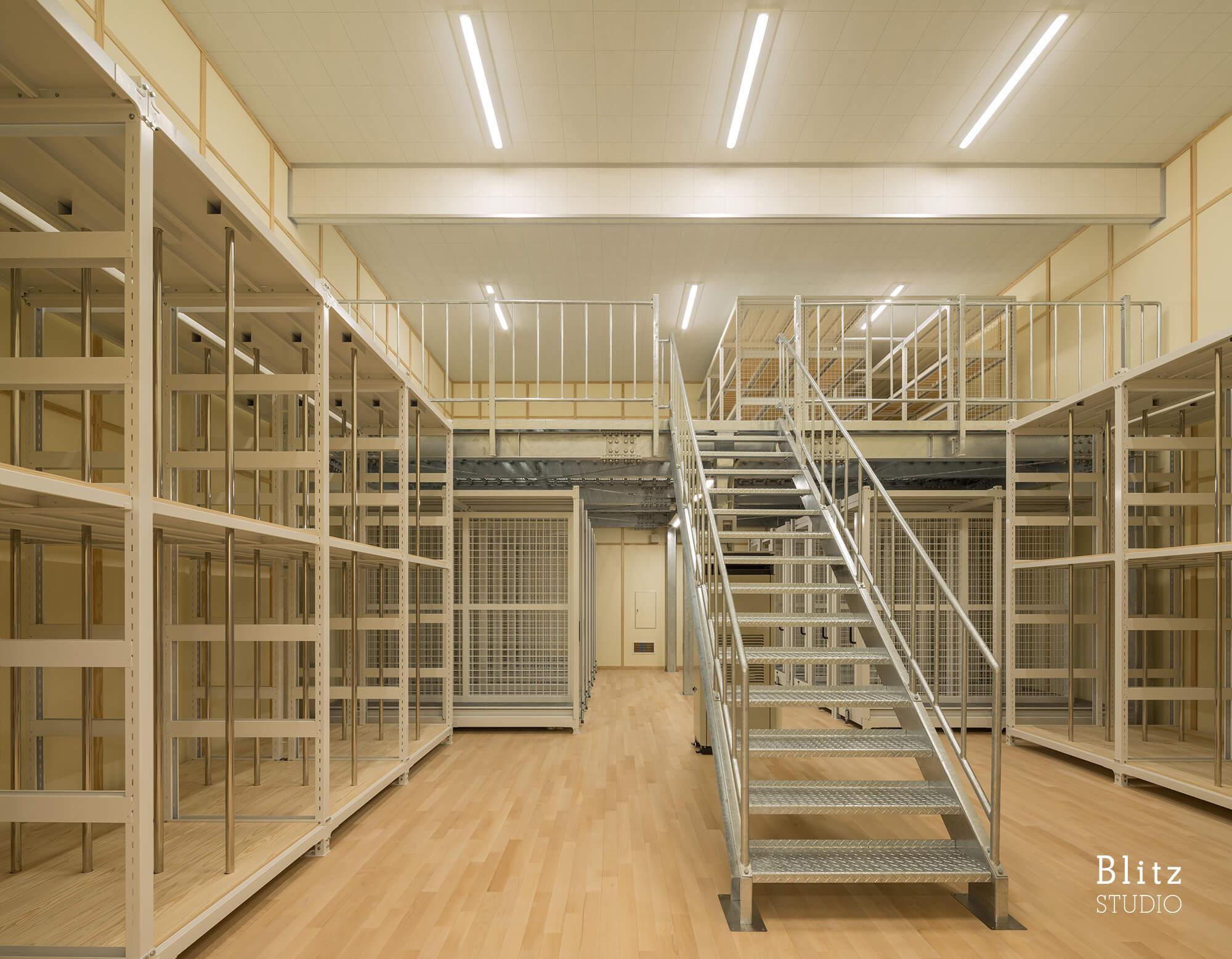 『佐賀大学 美術館』建築写真・竣工写真・インテリア写真18