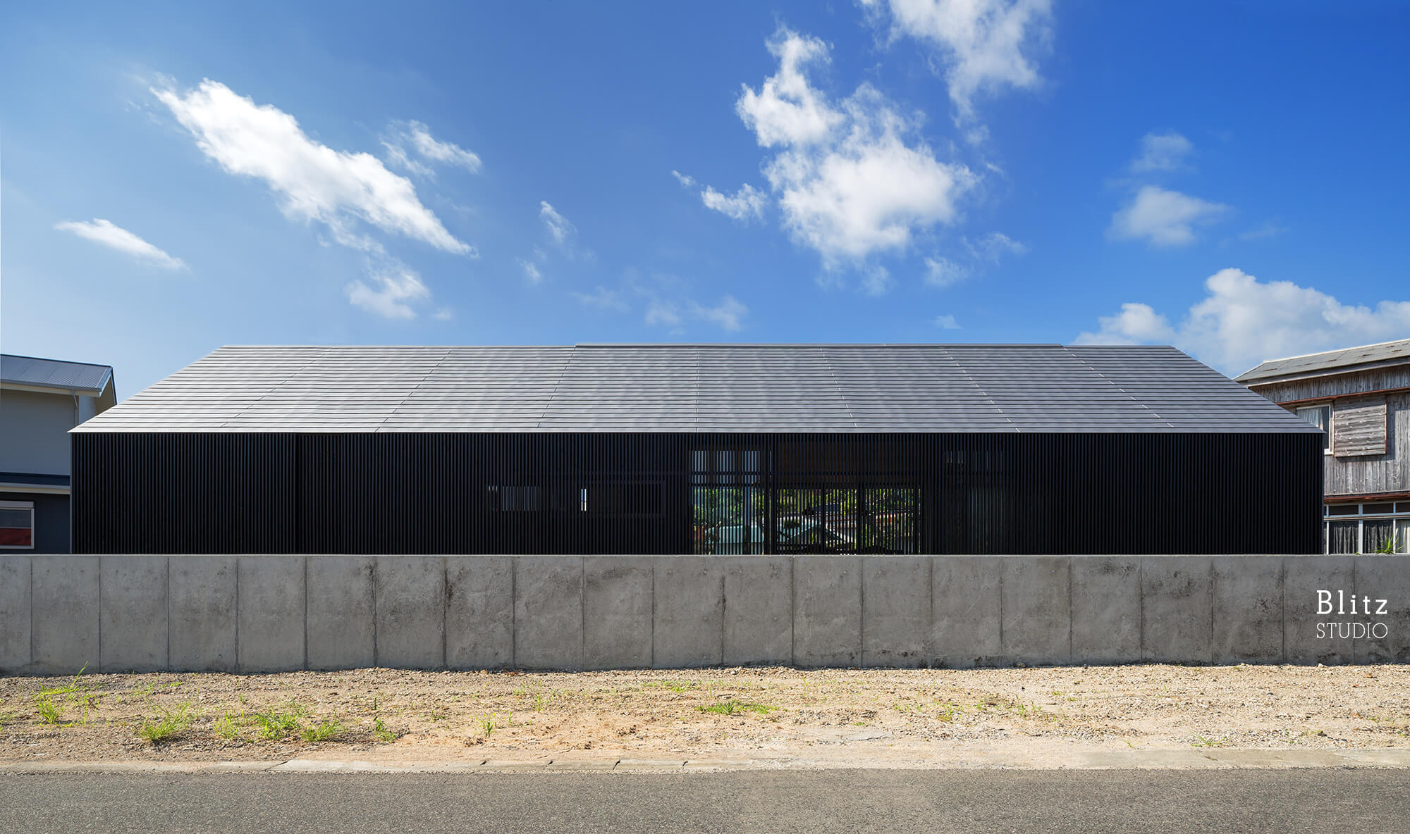 『青庵』-鹿児島県奄美市-建築写真・竣工写真・インテリア写真2