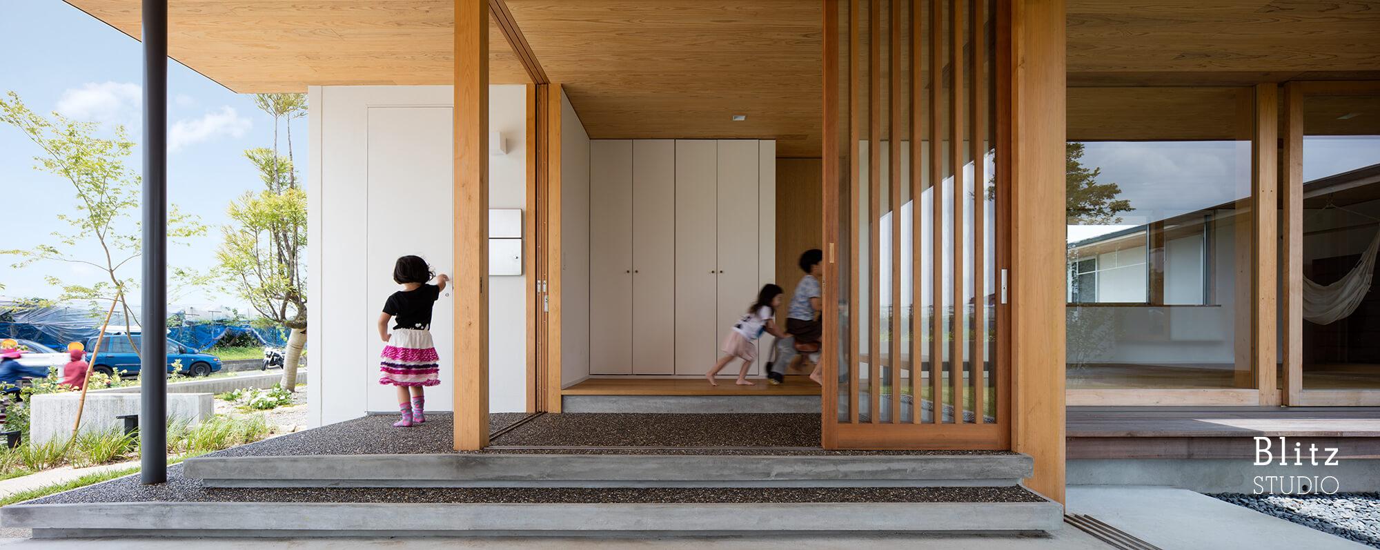 『筑後の家』-佐賀県筑後市-建築写真・竣工写真・インテリア写真3