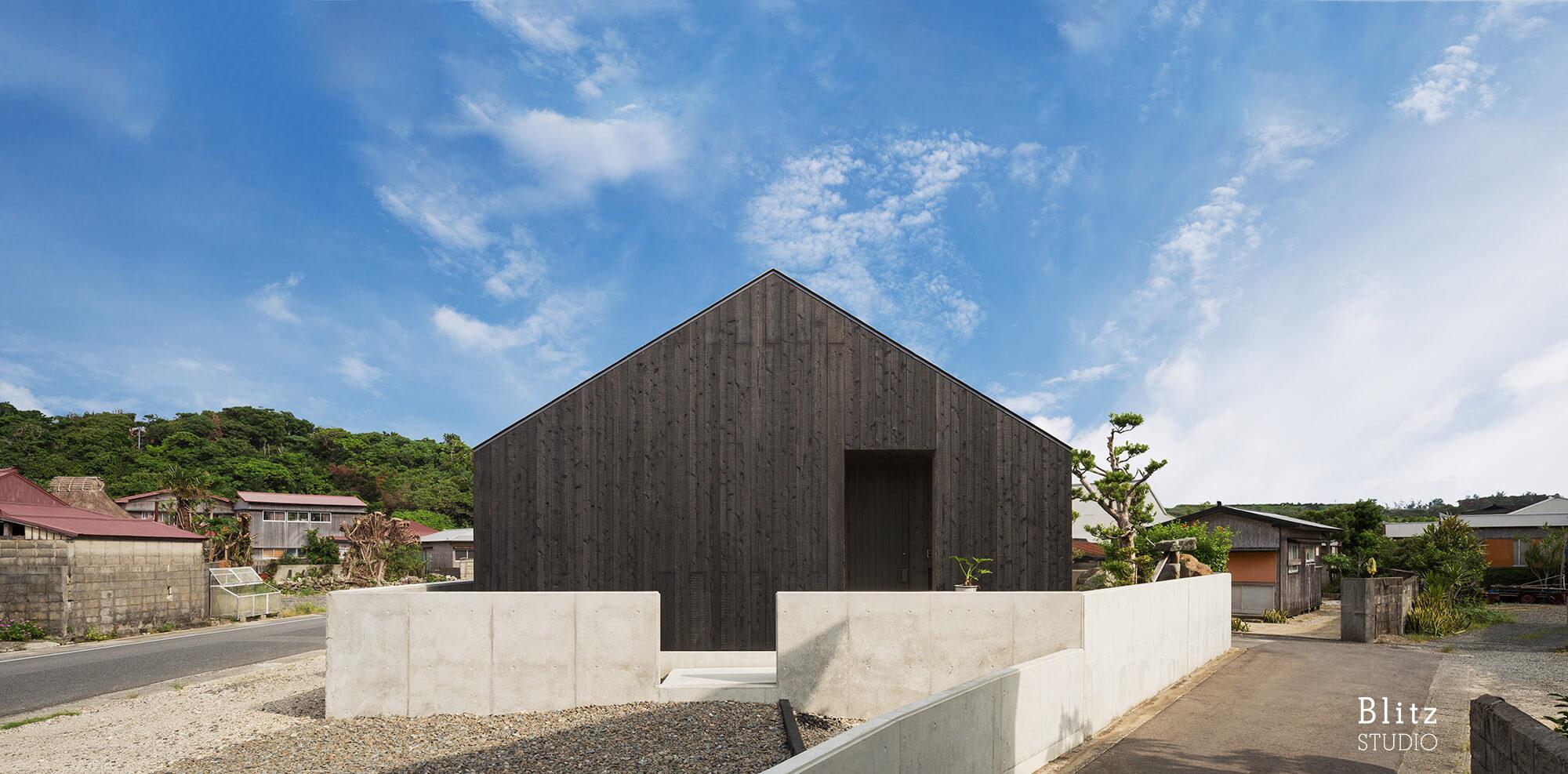 『青庵』-鹿児島県奄美市-建築写真・竣工写真・インテリア写真3
