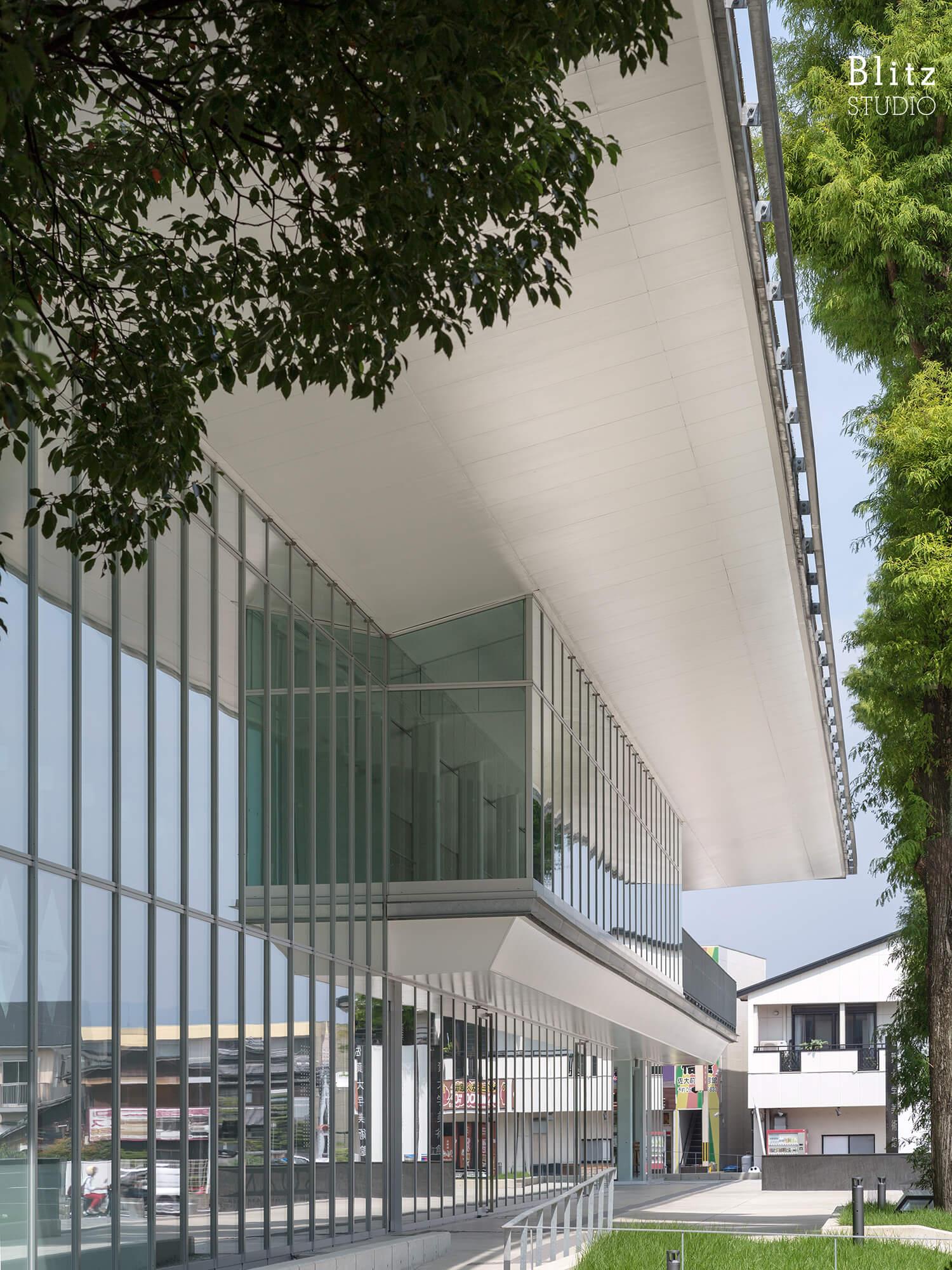 『佐賀大学 美術館』-佐賀県佐賀市-建築写真・竣工写真・インテリア写真4