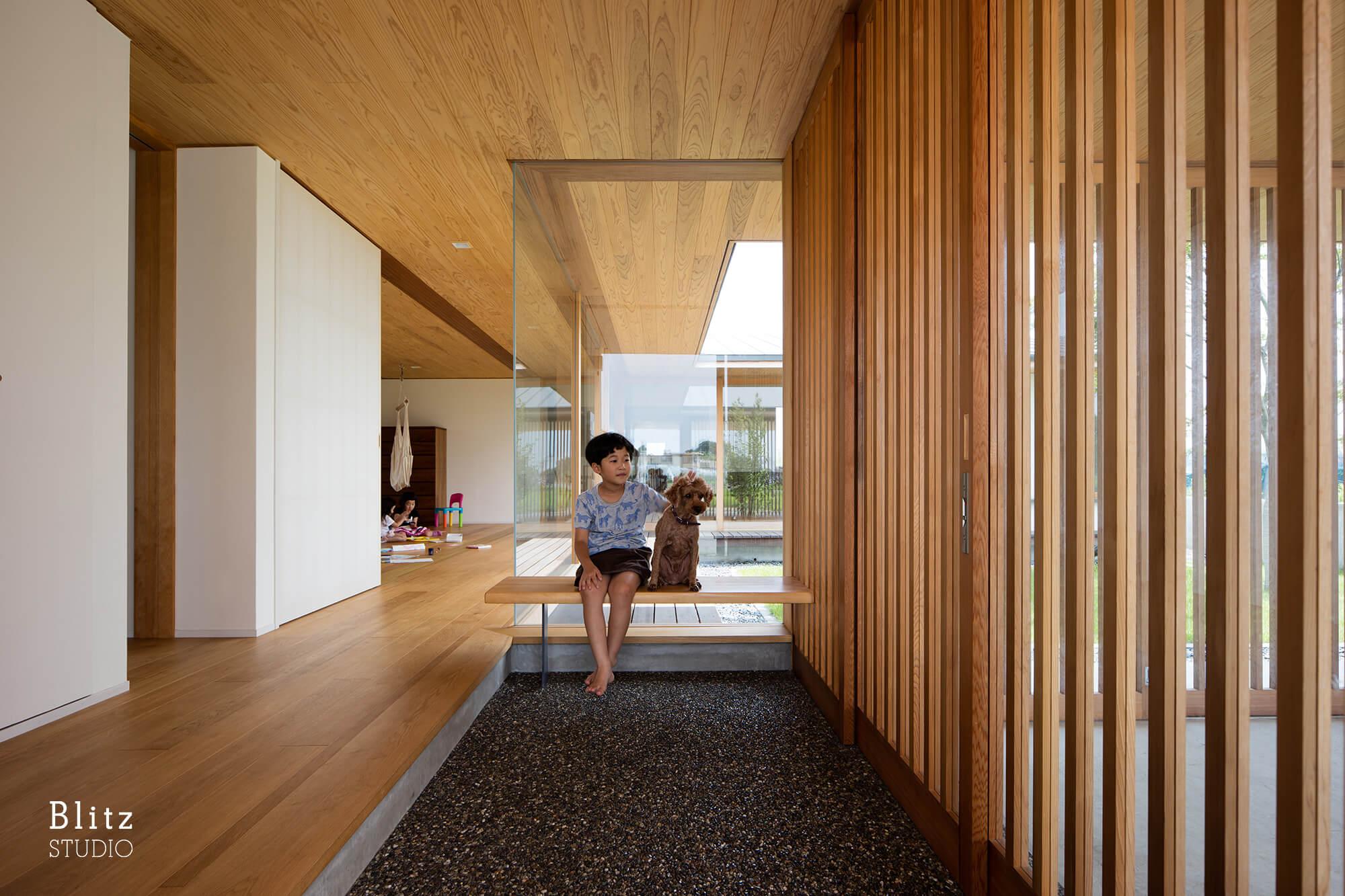 『筑後の家』-佐賀県筑後市-建築写真・竣工写真・インテリア写真5