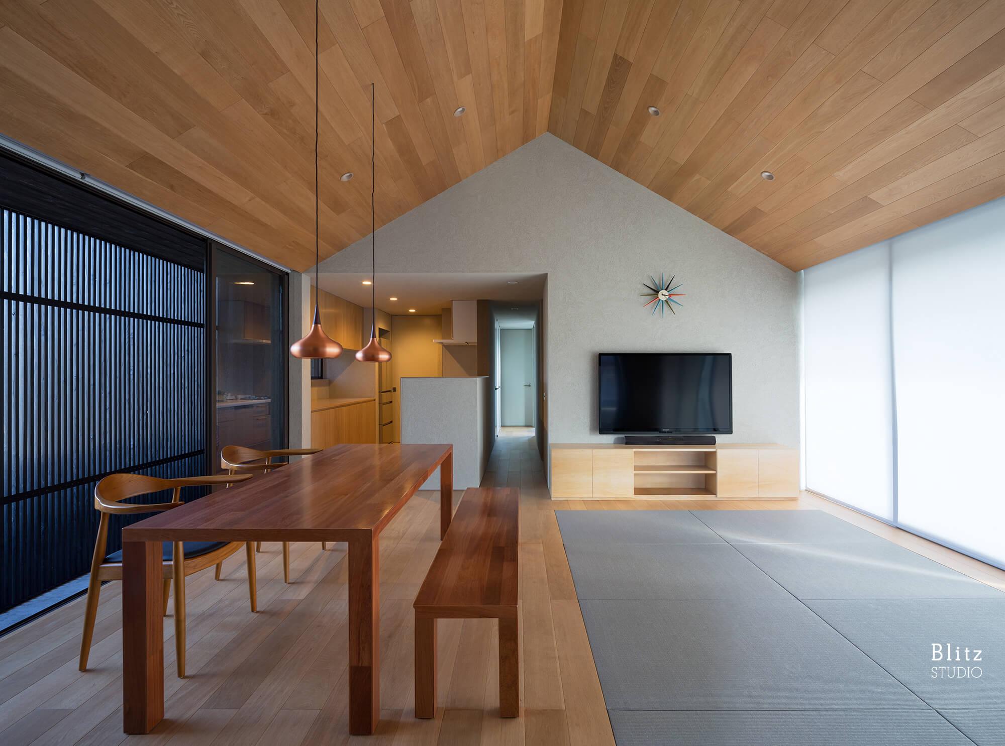 『青庵』-鹿児島県奄美市-建築写真・竣工写真・インテリア写真5
