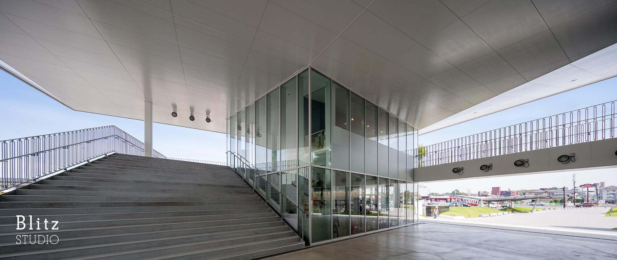 『佐賀大学 美術館』建築写真・竣工写真・インテリア写真9