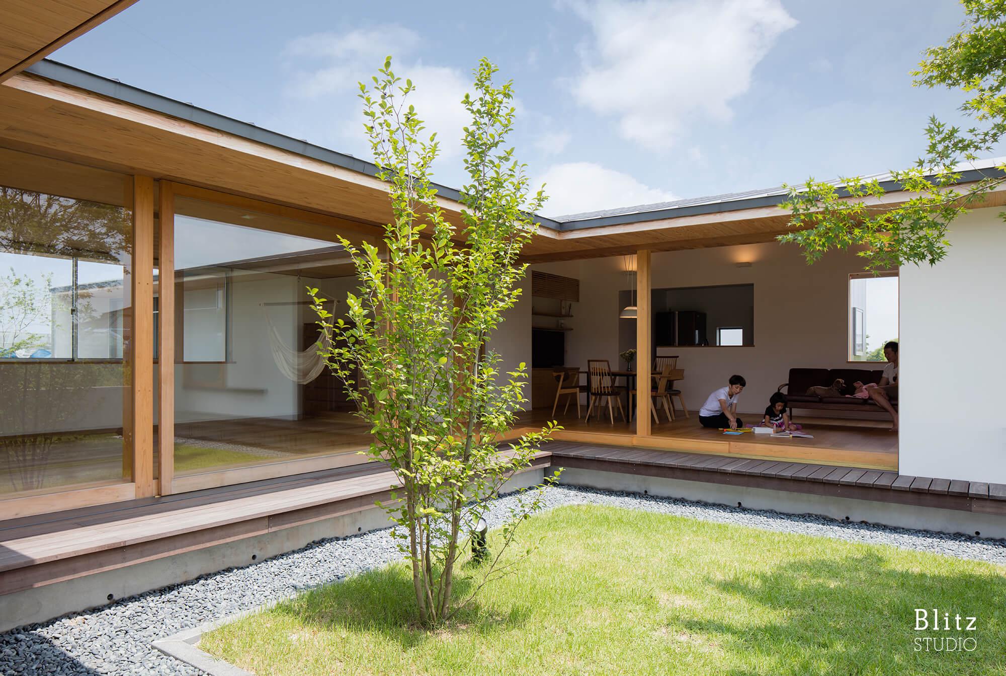 『筑後の家』建築写真・竣工写真・インテリア写真9