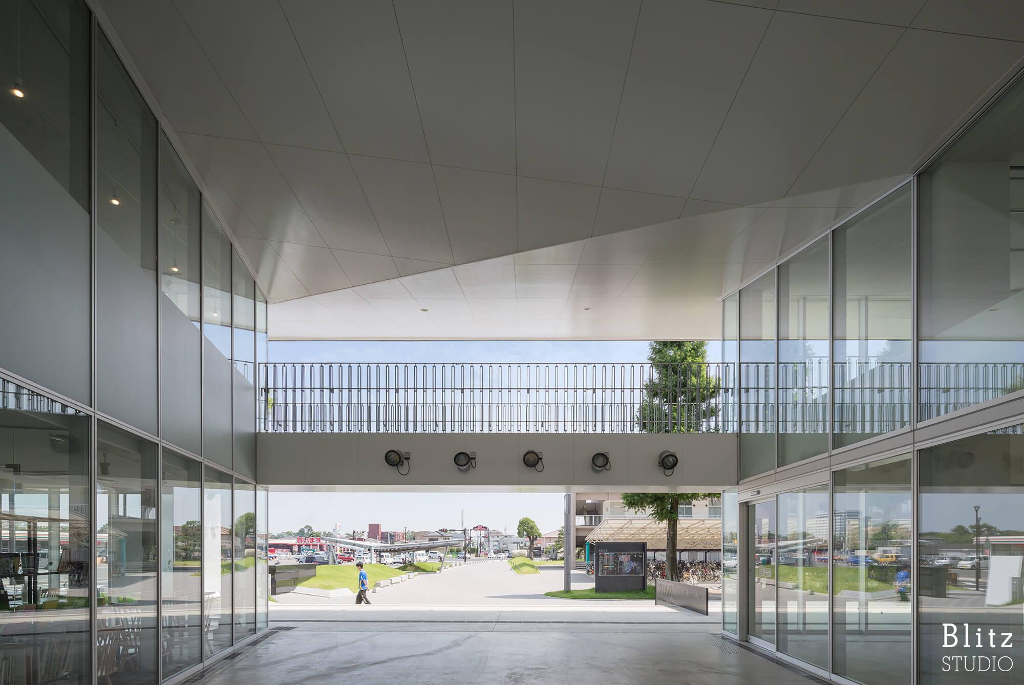 『佐賀大学 美術館』建築写真・竣工写真・インテリア写真10