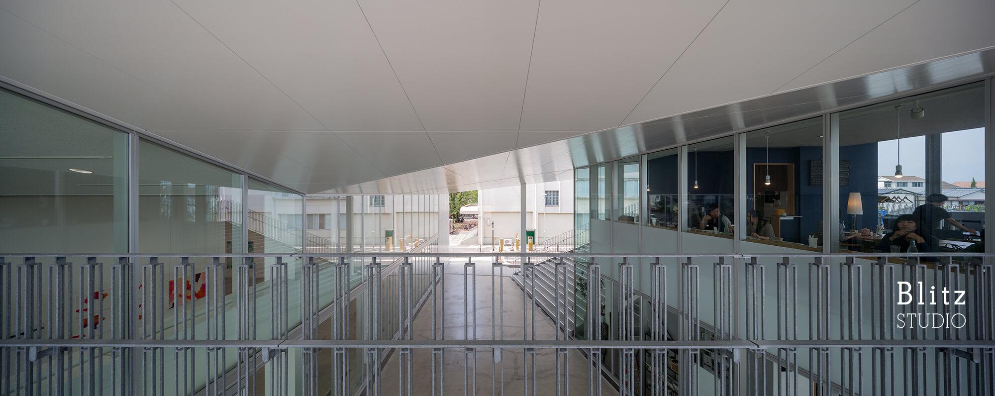 『佐賀大学 美術館』建築写真・竣工写真・インテリア写真8