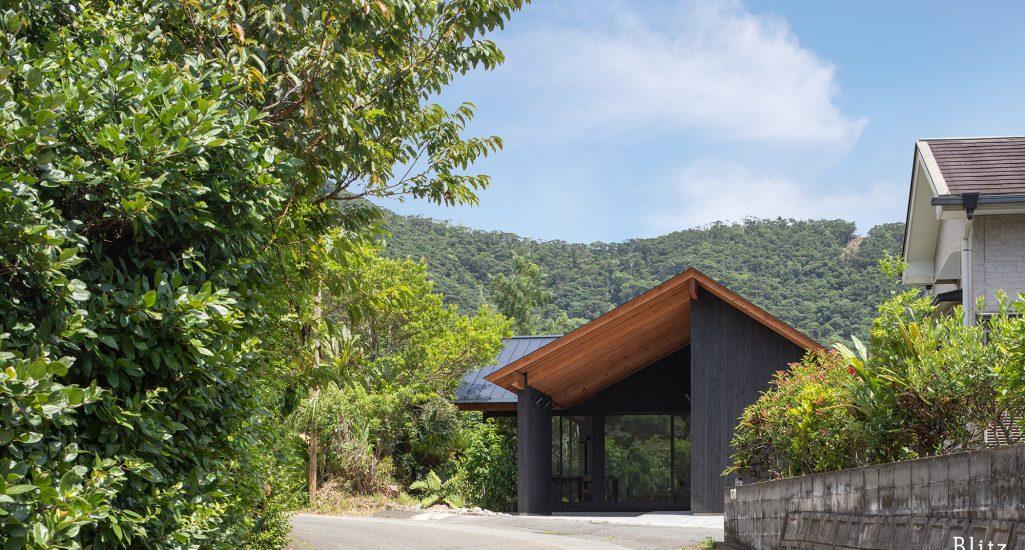 『浦の家』-鹿児島県奄美大島-建築写真・竣工写真・インテリア写真