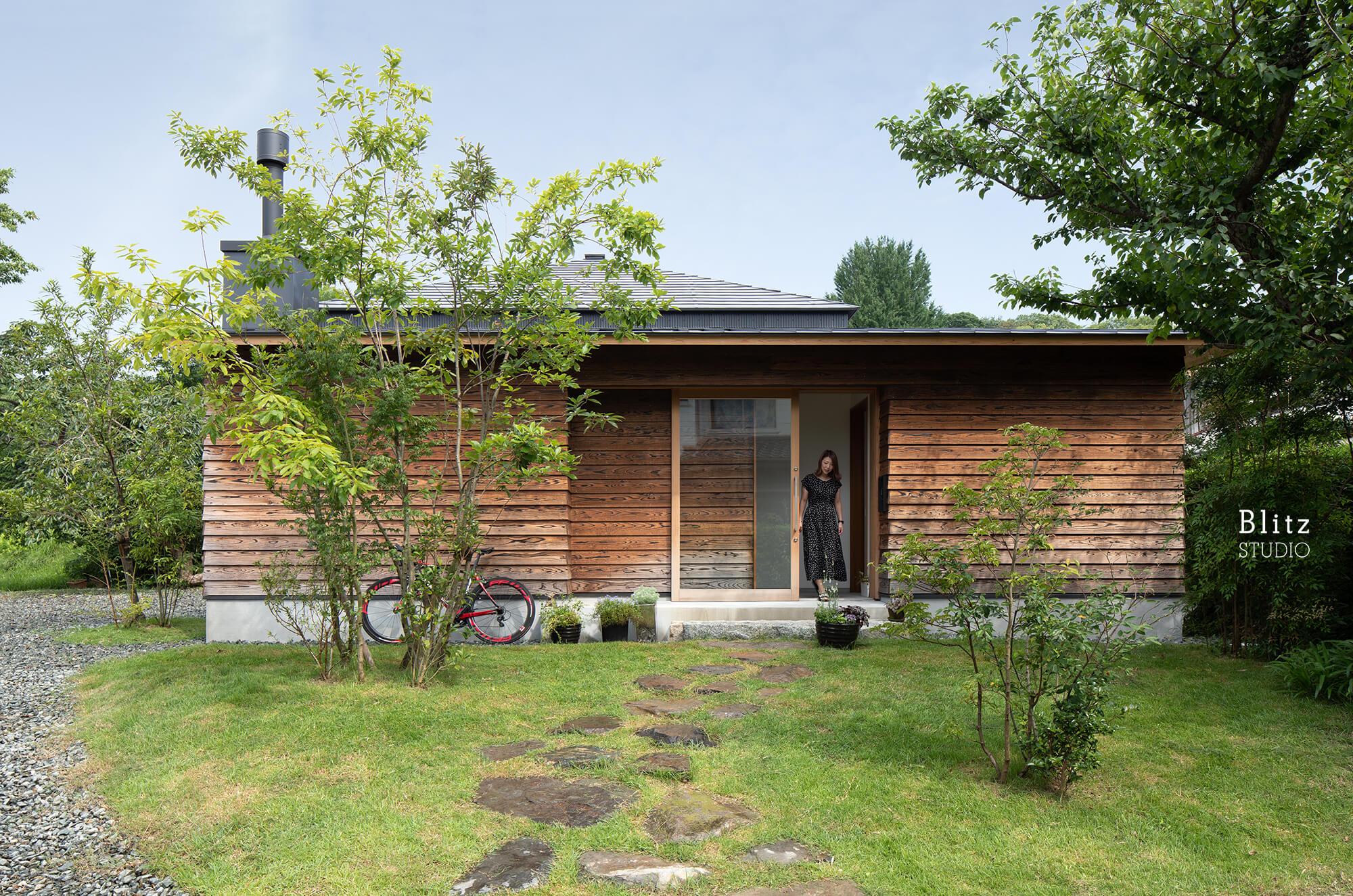 『能古島の家』-福岡県福岡市-建築写真・竣工写真・インテリア写真1