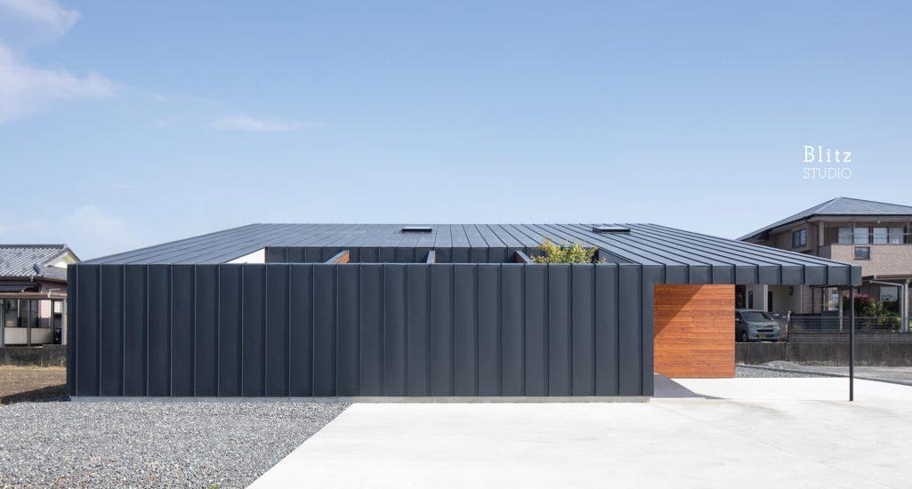 『鹿屋の家02』-鹿児島県鹿屋市-建築写真・竣工写真・インテリア写真