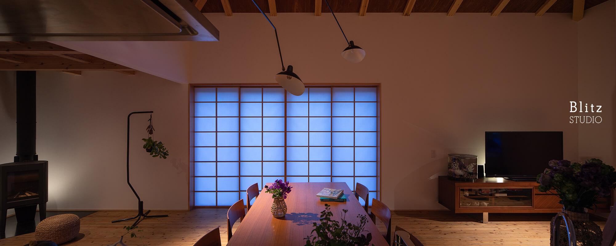 『能古島の家』建築写真・竣工写真・インテリア写真11