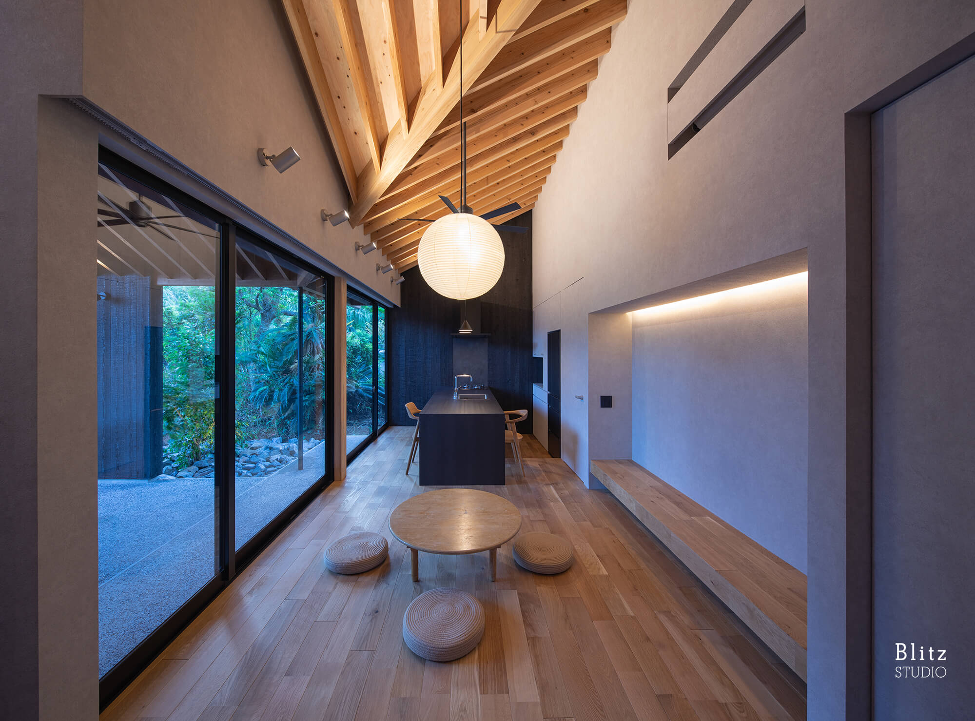 『浦の家』建築写真・竣工写真・インテリア写真11