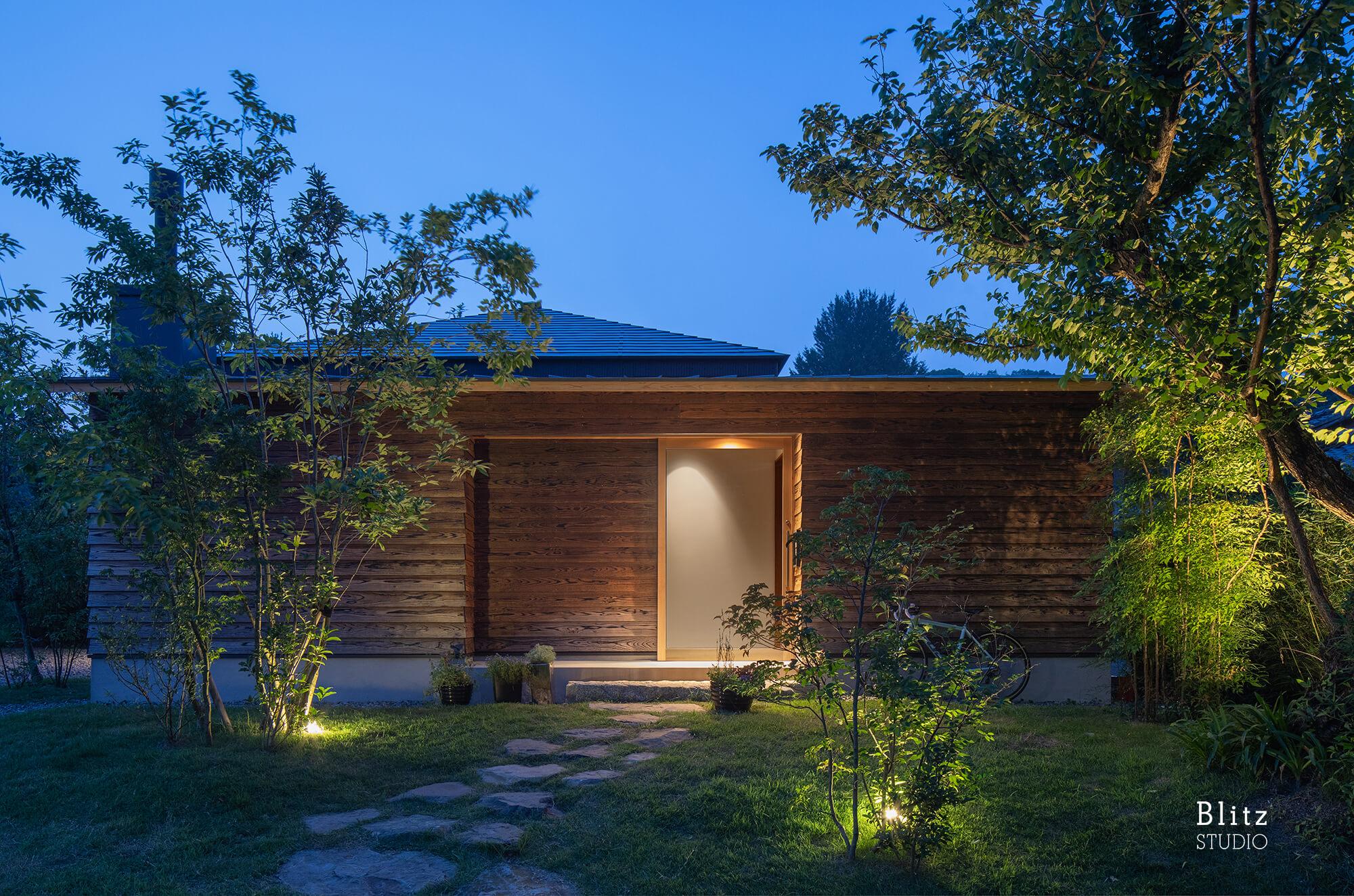 『能古島の家』建築写真・竣工写真・インテリア写真12