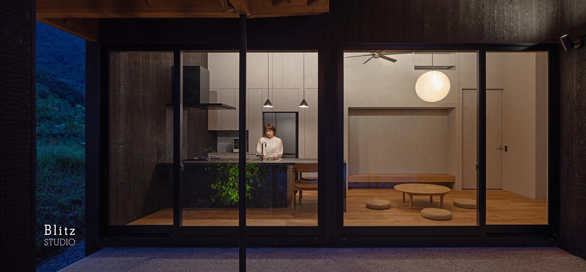 『浦の家』建築写真・竣工写真・インテリア写真12