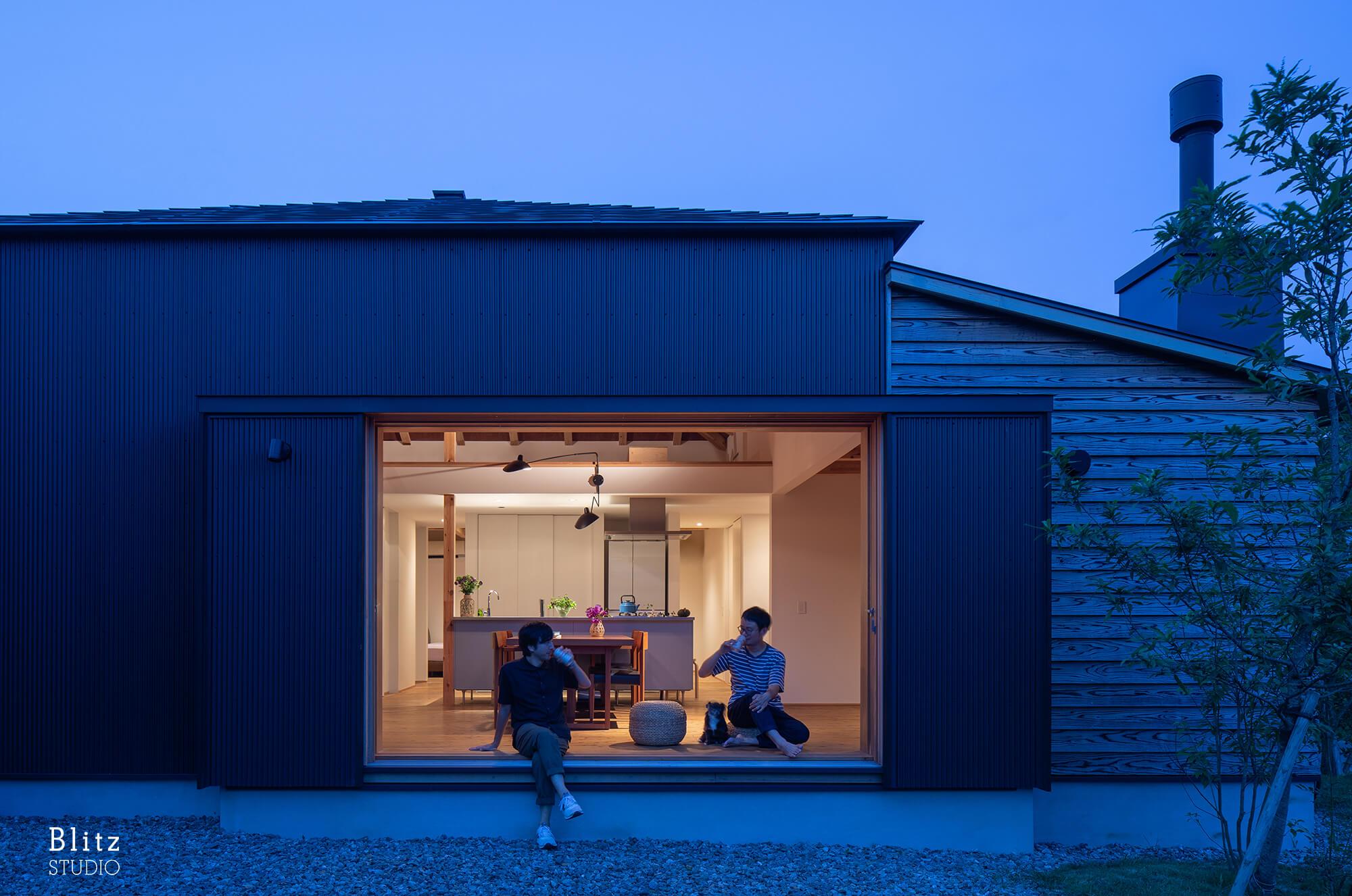『能古島の家』建築写真・竣工写真・インテリア写真13