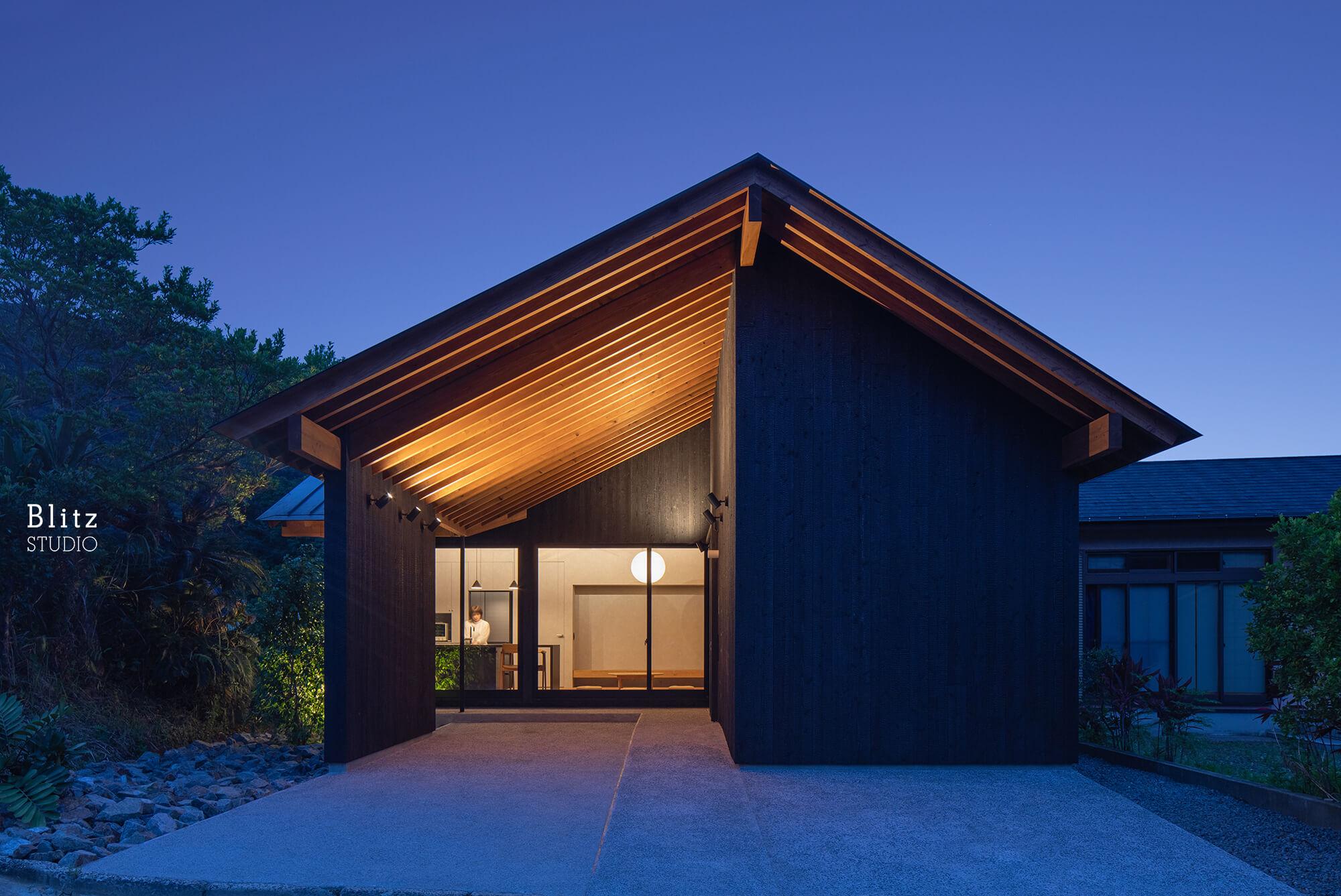 『浦の家』建築写真・竣工写真・インテリア写真13