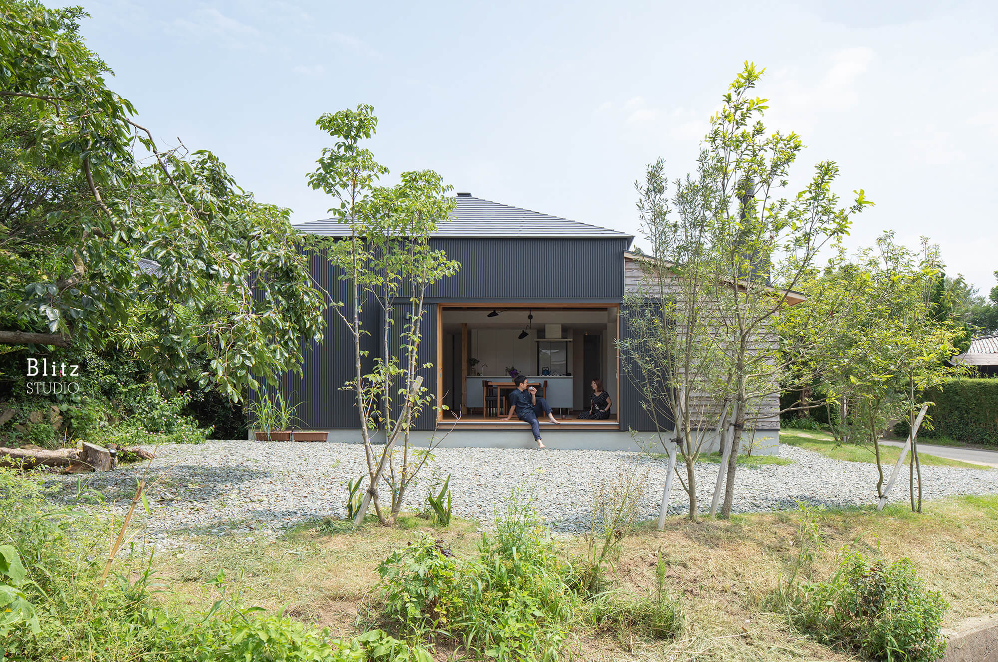 『能古島の家』-福岡県福岡市-建築写真・竣工写真・インテリア写真2