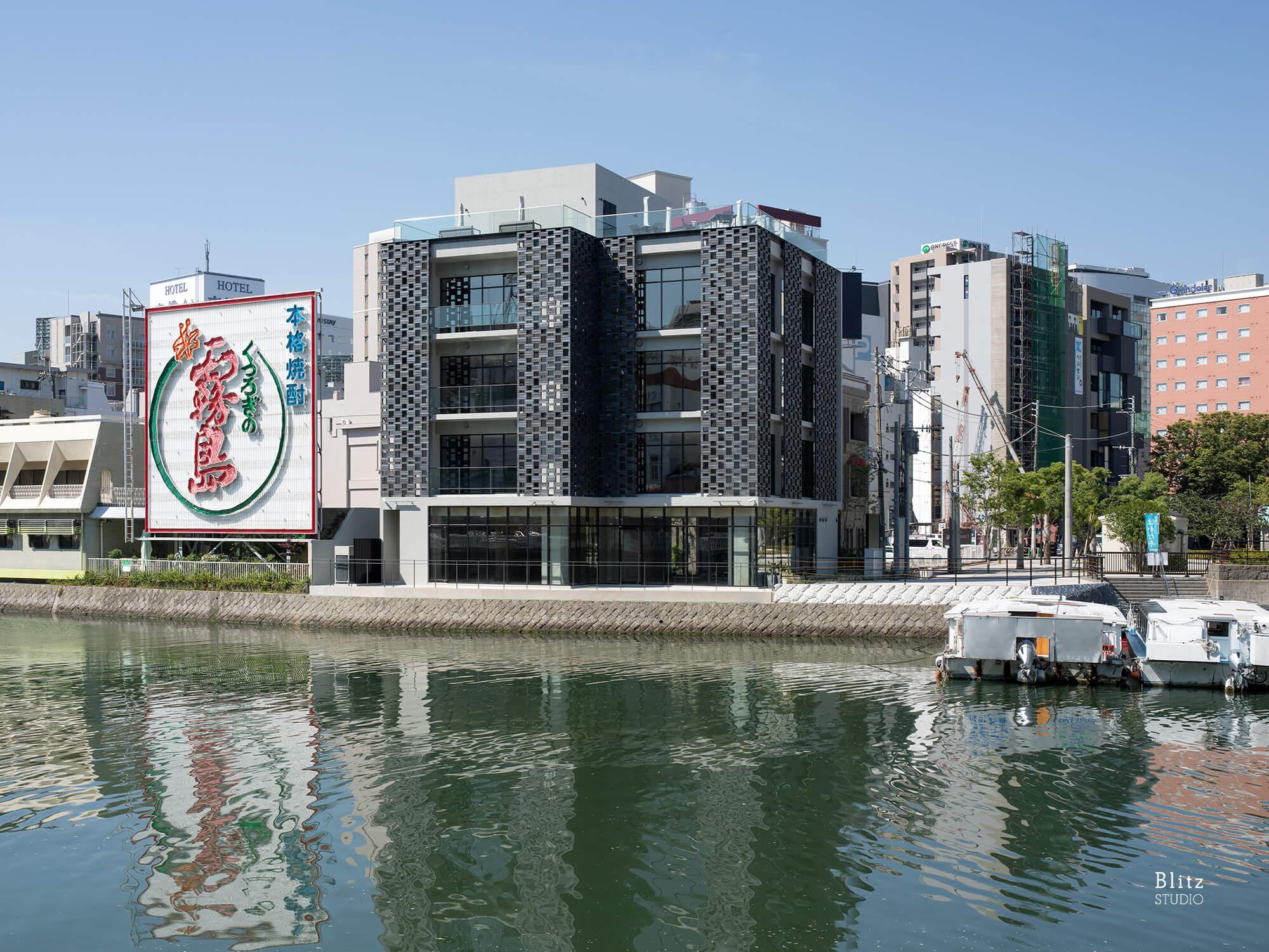 『HTSビル』-福岡県福岡市-建築写真・竣工写真・インテリア写真2