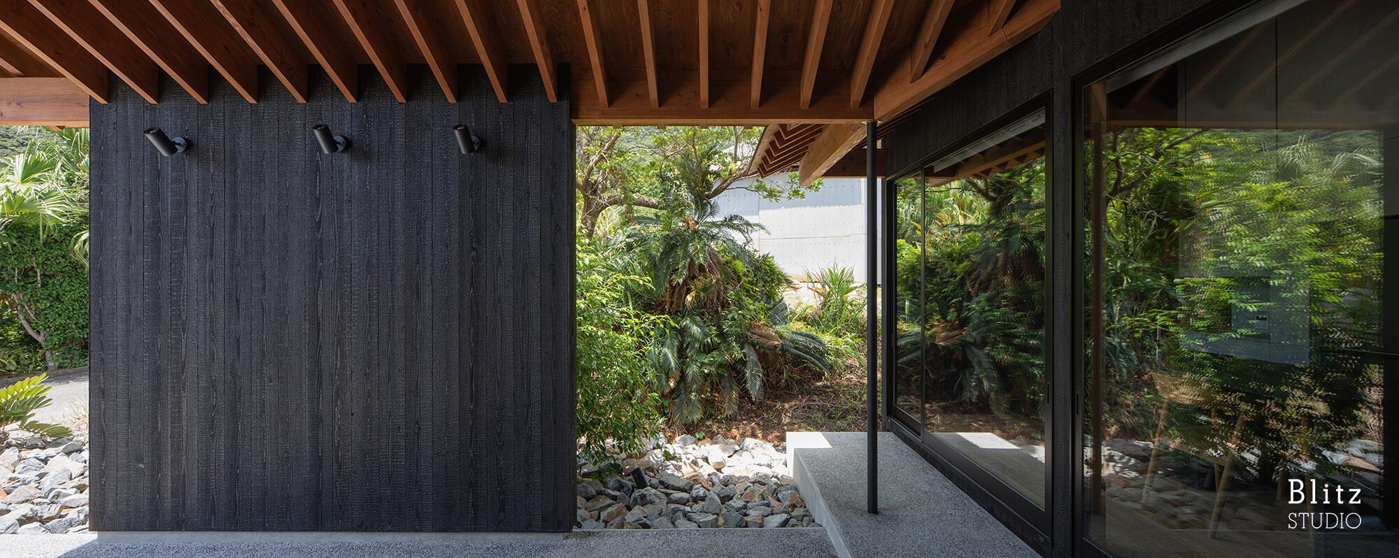 『浦の家』-鹿児島県奄美大島-建築写真・竣工写真・インテリア写真3