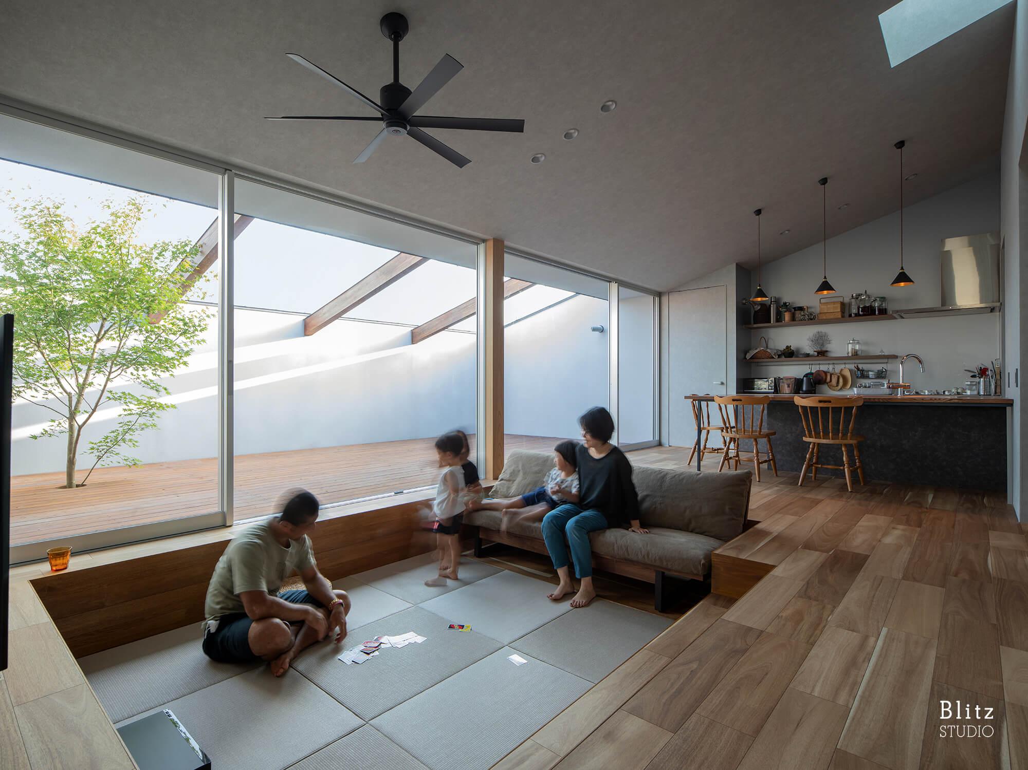 『鹿屋の家02』-鹿児島県鹿屋市-建築写真・竣工写真・インテリア写真3