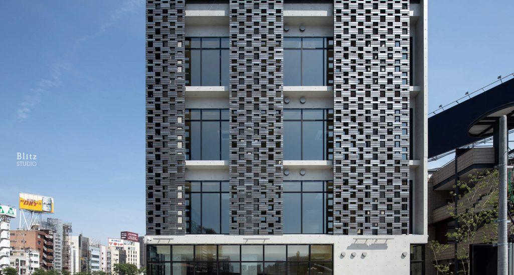 『HTSビル』-福岡県福岡市-建築写真・竣工写真・インテリア写真