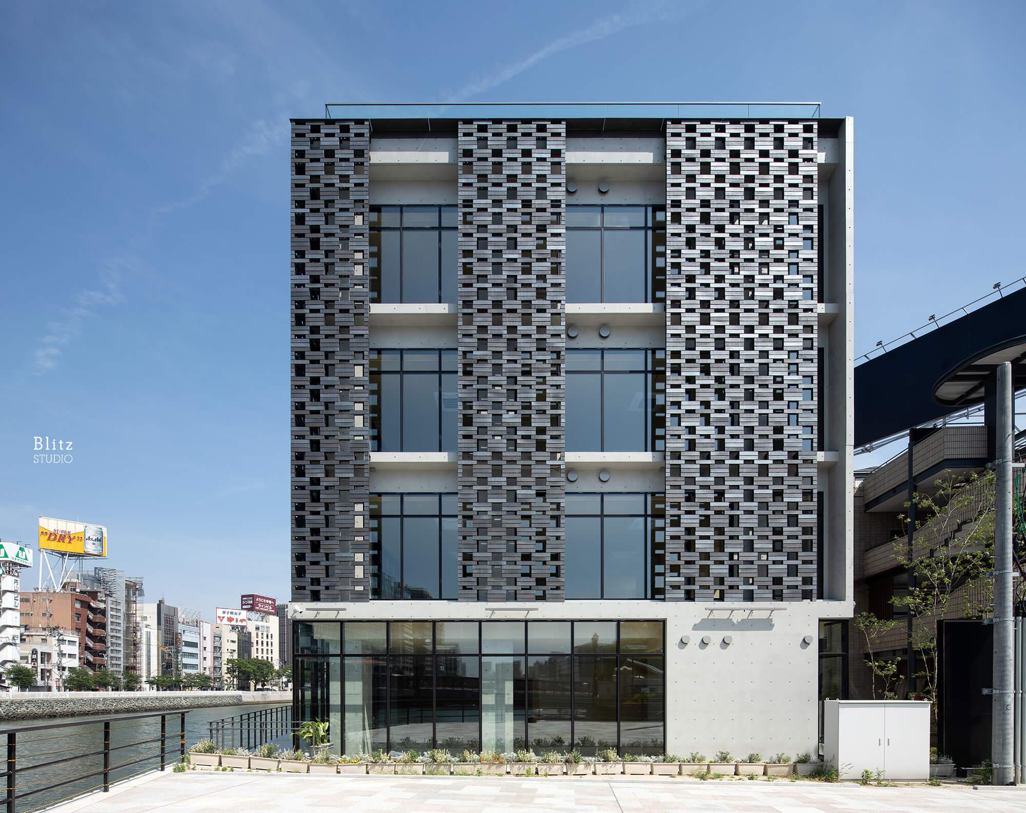 『HTSビル』-福岡県福岡市-建築写真・竣工写真・インテリア写真3