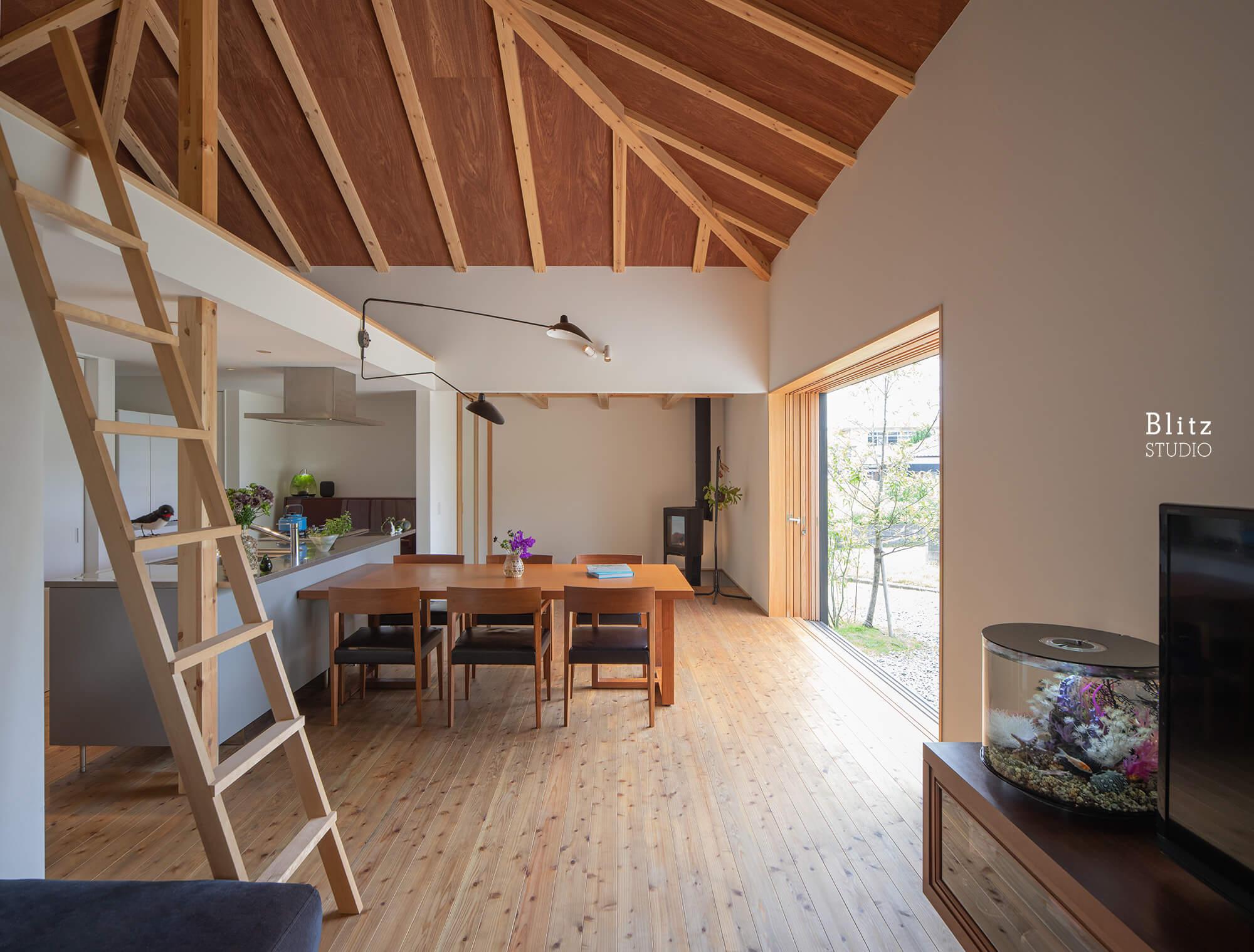 『能古島の家』-福岡県福岡市-建築写真・竣工写真・インテリア写真4