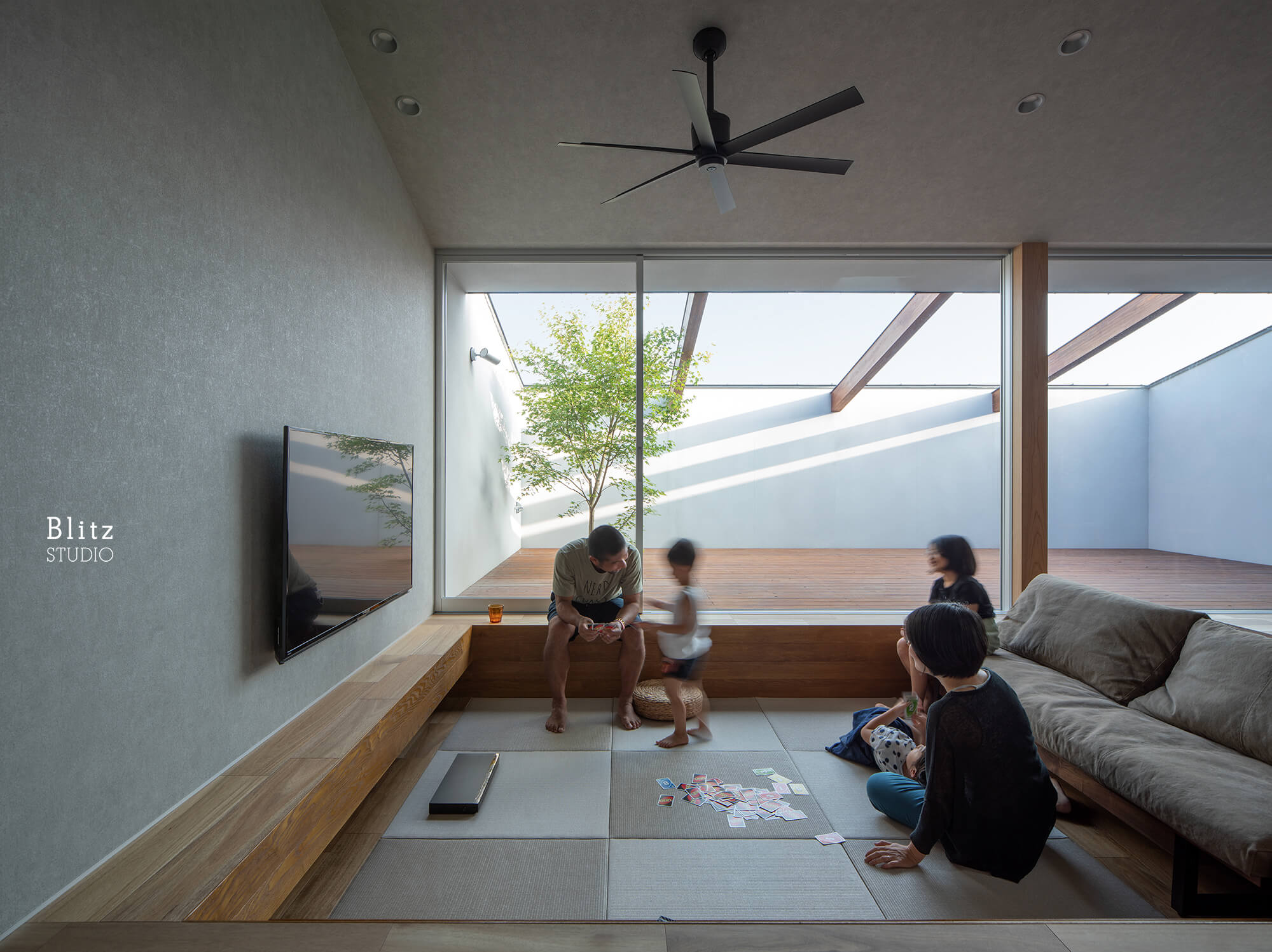 『鹿屋の家02』-鹿児島県鹿屋市-建築写真・竣工写真・インテリア写真4