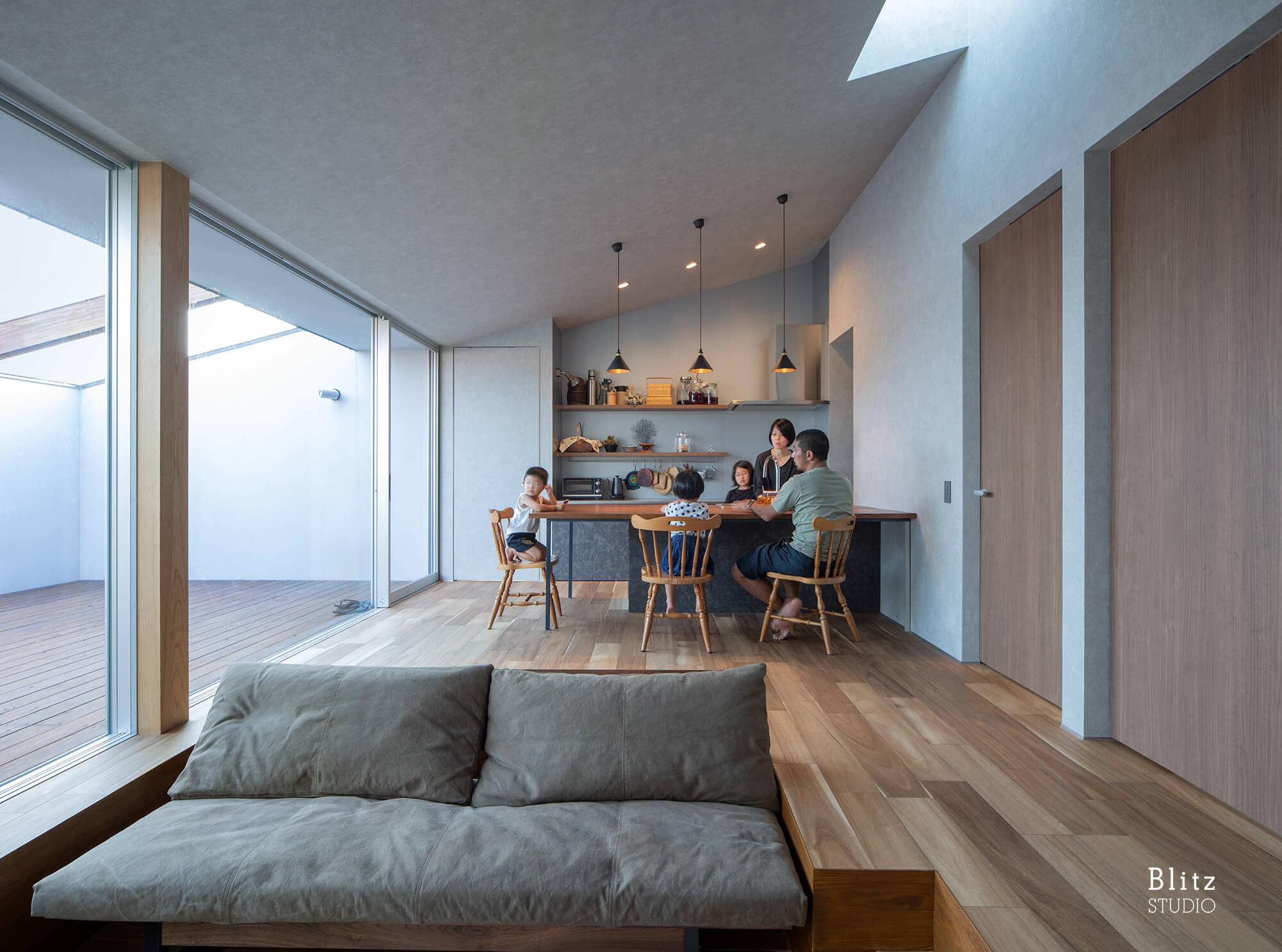 『鹿屋の家02』-鹿児島県鹿屋市-建築写真・竣工写真・インテリア写真5