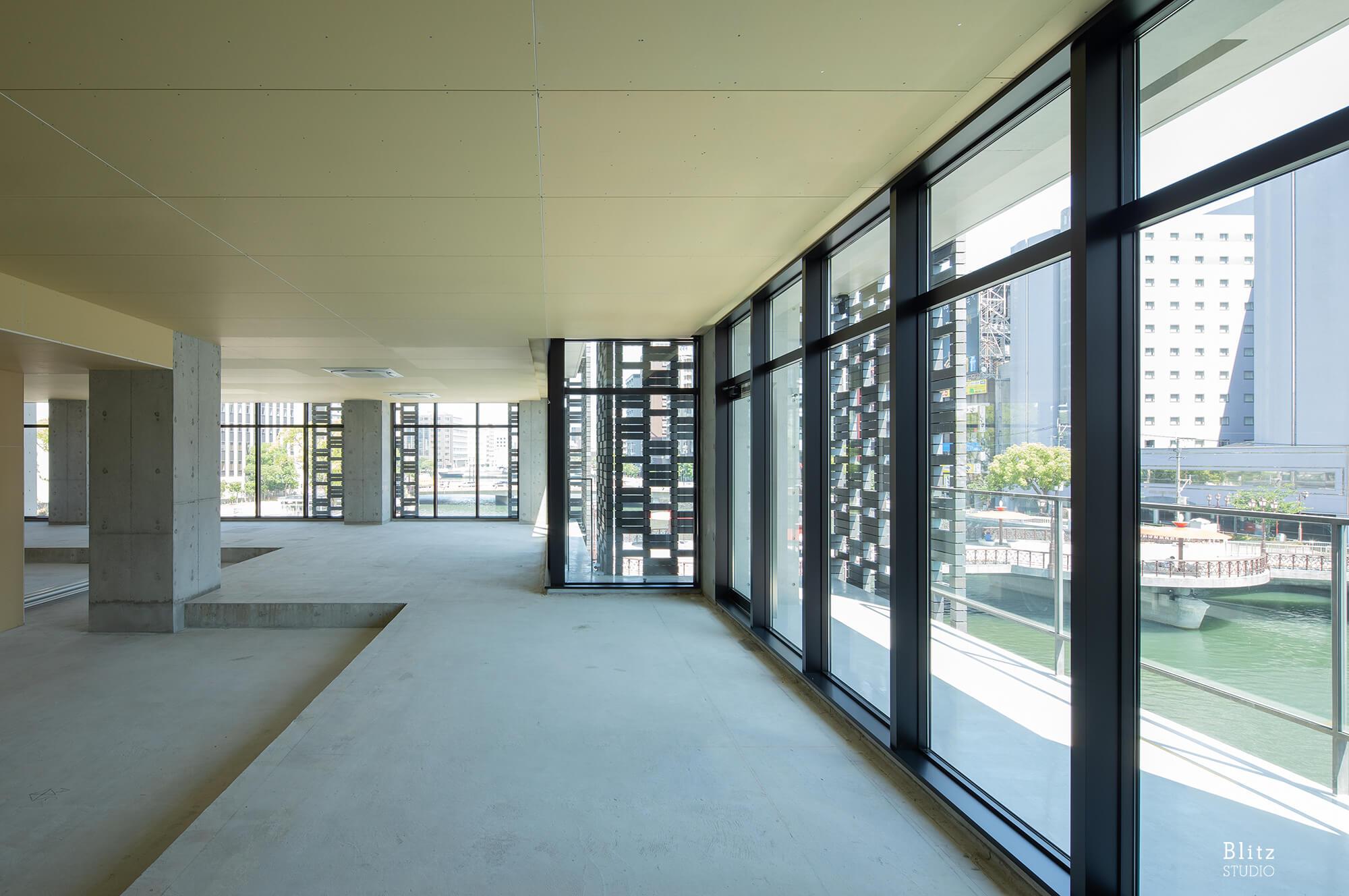 『HTSビル』-福岡県福岡市-建築写真・竣工写真・インテリア写真5