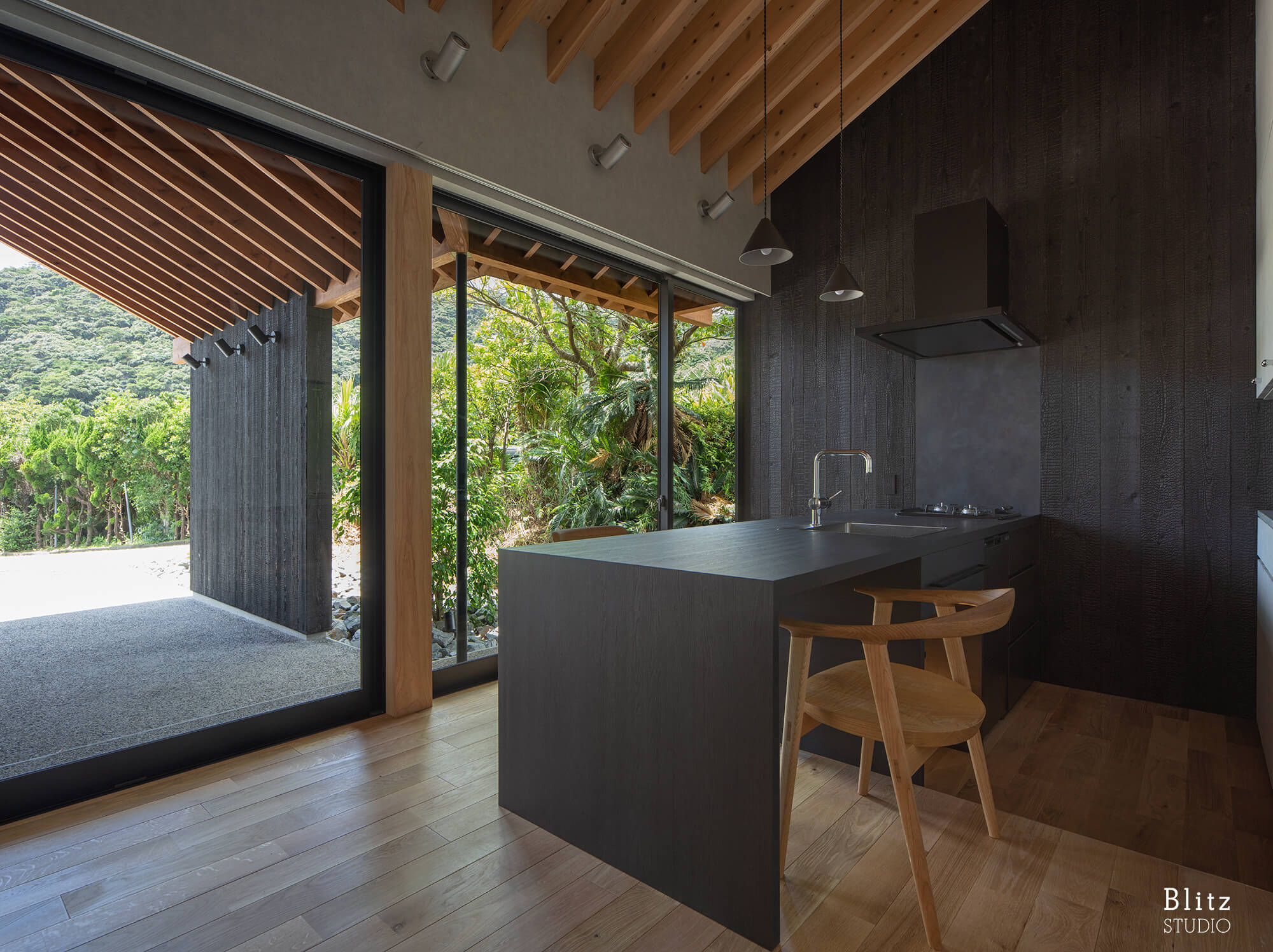 『浦の家』建築写真・竣工写真・インテリア写真6
