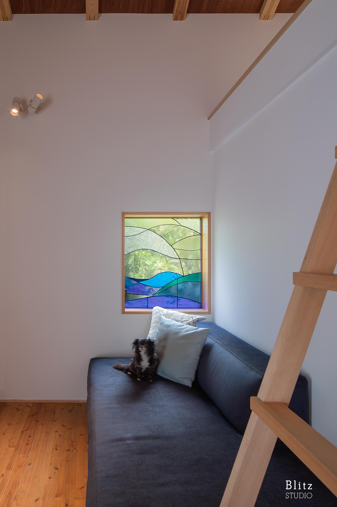 『能古島の家』建築写真・竣工写真・インテリア写真7