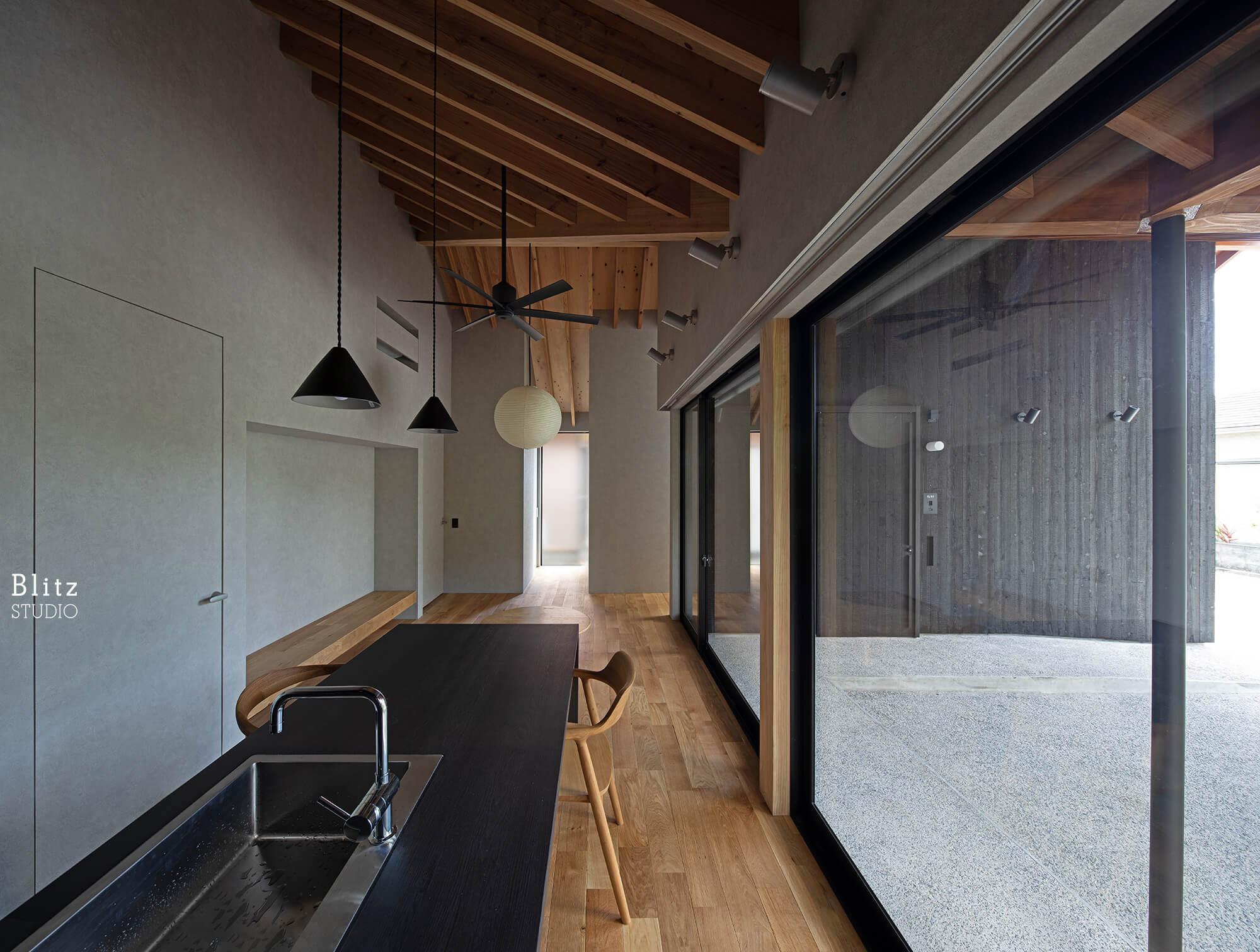 『浦の家』建築写真・竣工写真・インテリア写真7