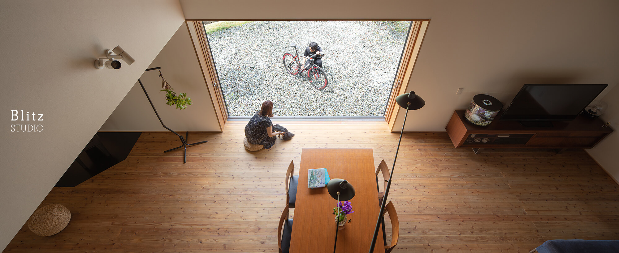 『能古島の家』建築写真・竣工写真・インテリア写真8