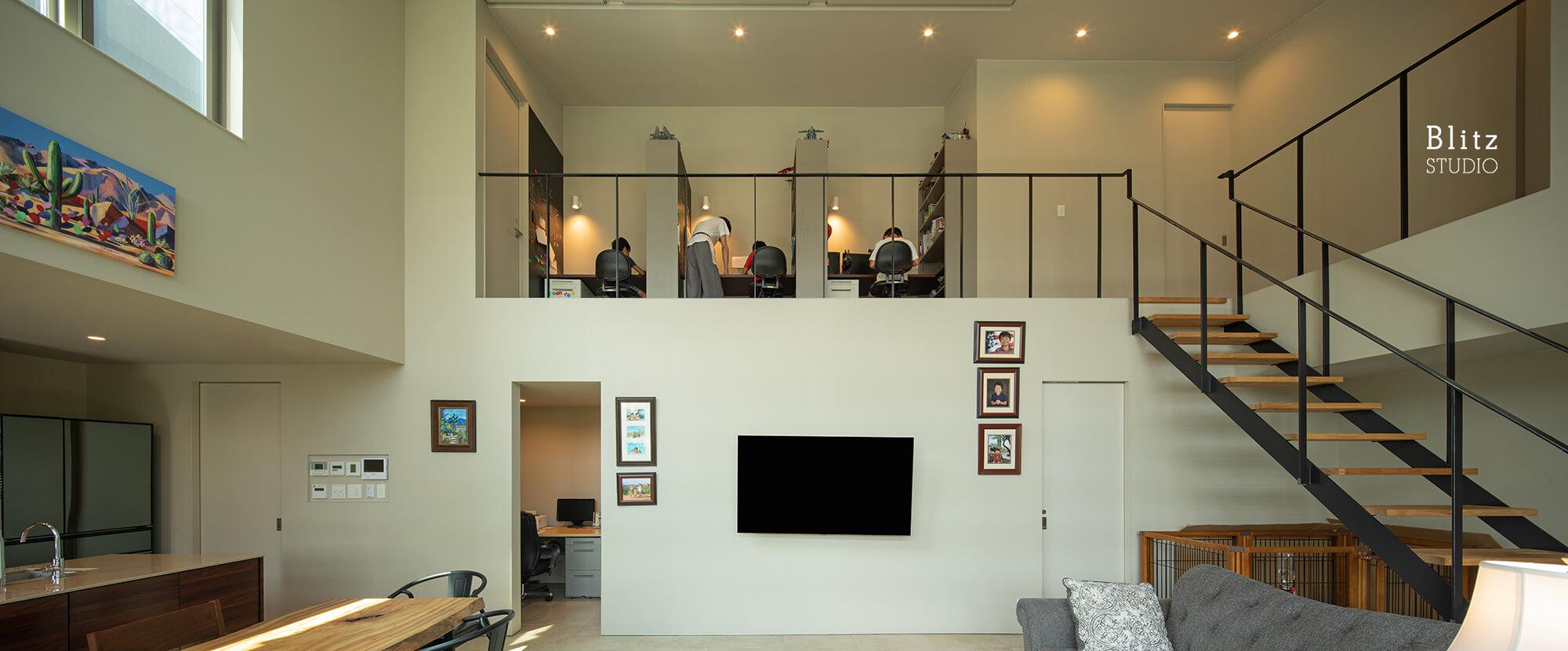 『豊浜の家』建築写真・竣工写真・インテリア写真7