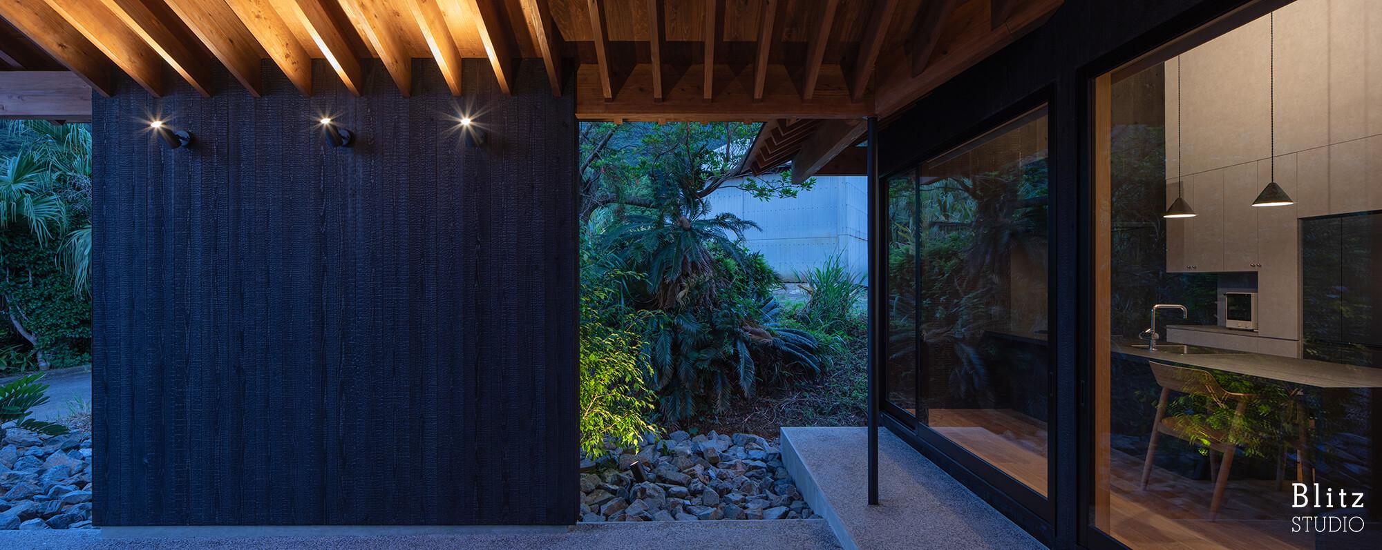 『浦の家』建築写真・竣工写真・インテリア写真9