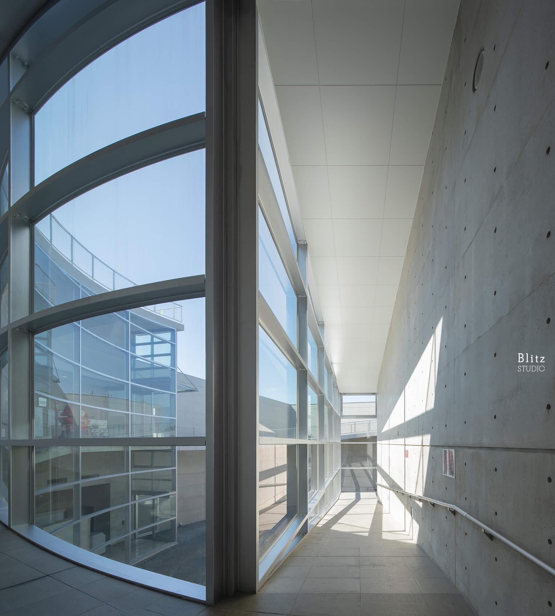 『熊本県立装飾古墳館』建築写真・竣工写真・インテリア写真12