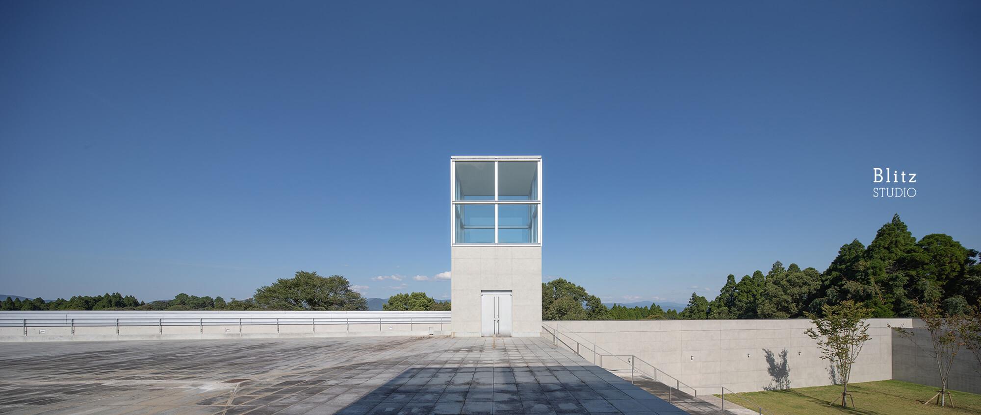 『熊本県立装飾古墳館』建築写真・竣工写真・インテリア写真6