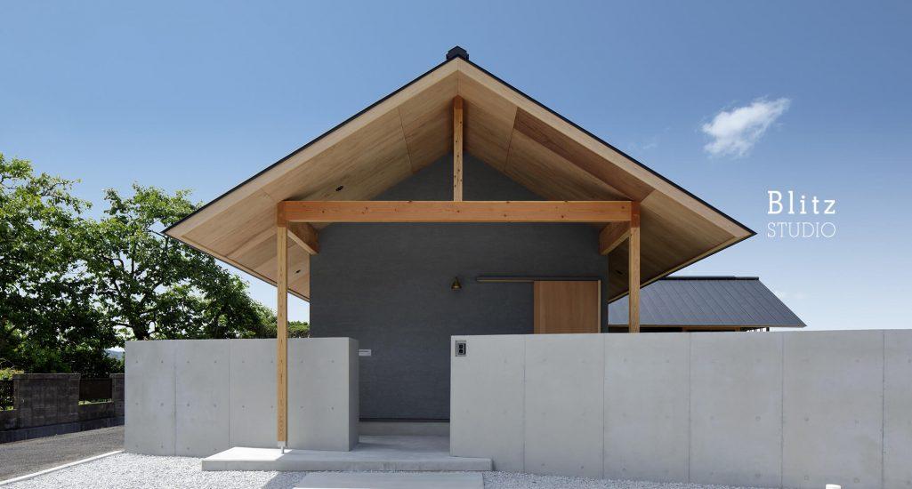 『行橋の家』-福岡県行橋市-建築写真・竣工写真・インテリア写真