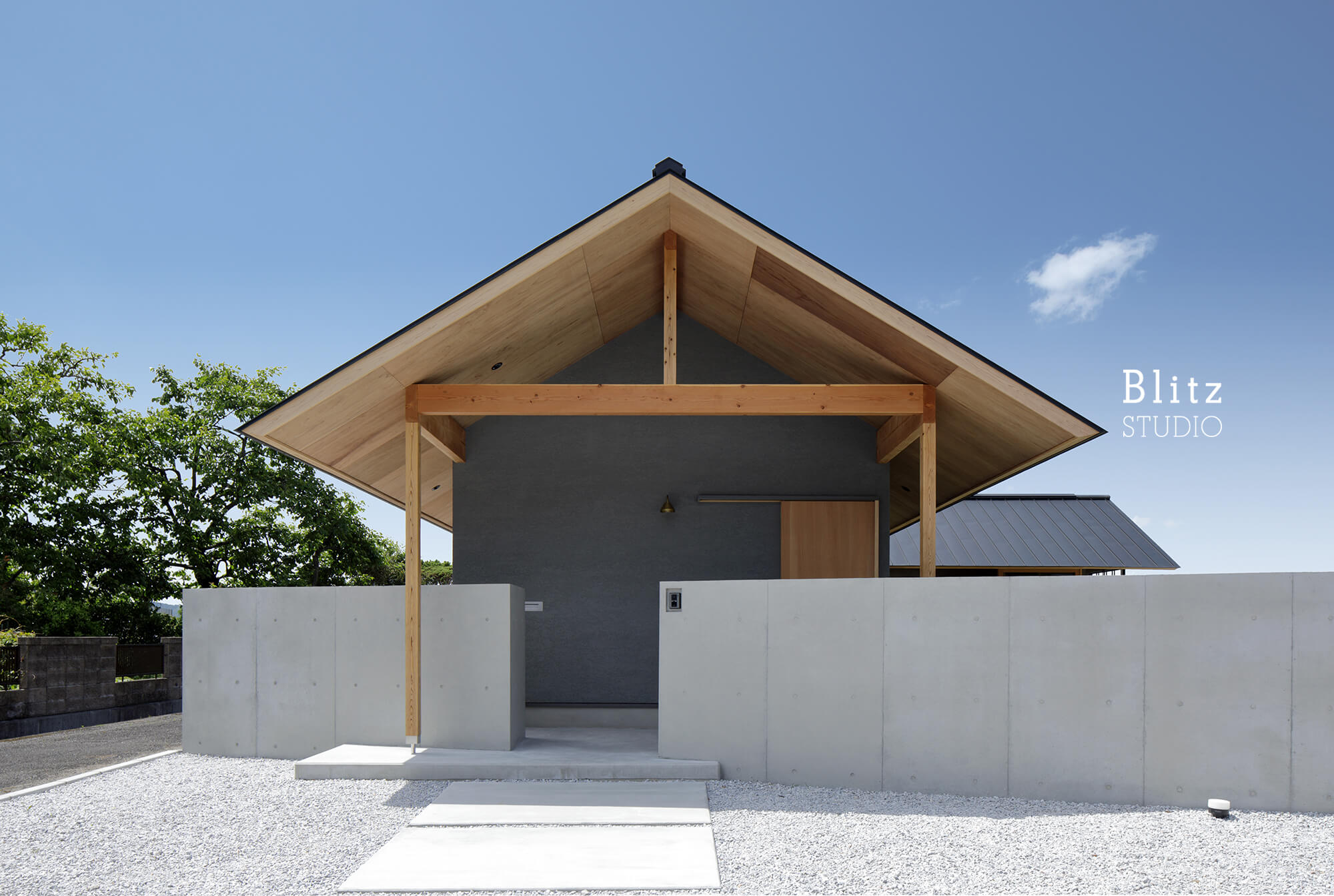 『行橋の家』-福岡県行橋市-建築写真・竣工写真・インテリア写真1
