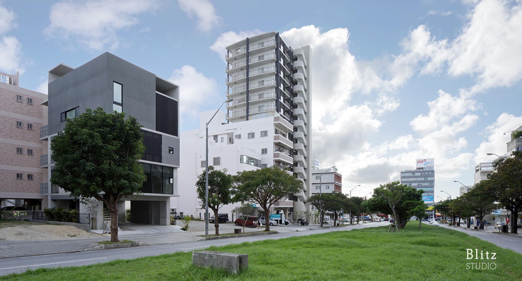 『新都心の家』-沖縄県那覇市-建築写真・竣工写真・インテリア写真1