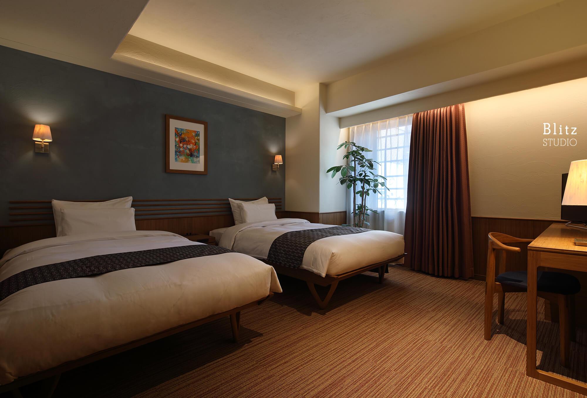 『HOTEL GREAT MORNING』建築写真・竣工写真・インテリア写真11
