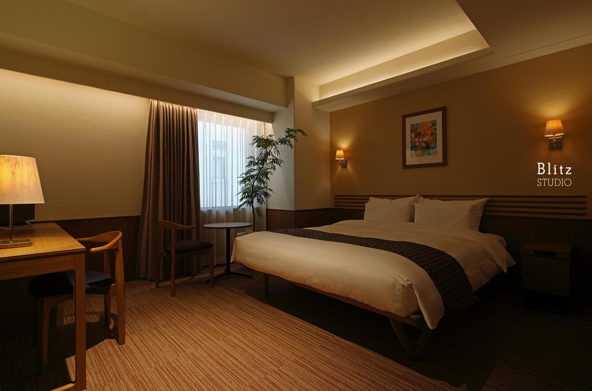 『HOTEL GREAT MORNING』建築写真・竣工写真・インテリア写真12