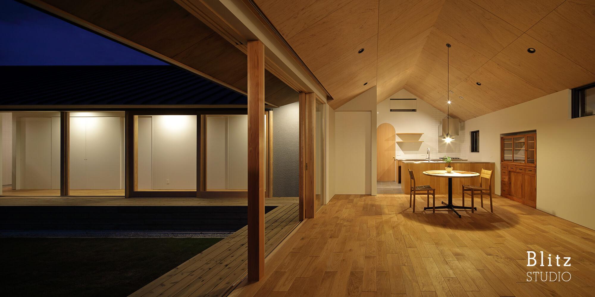 『行橋の家』建築写真・竣工写真・インテリア写真15